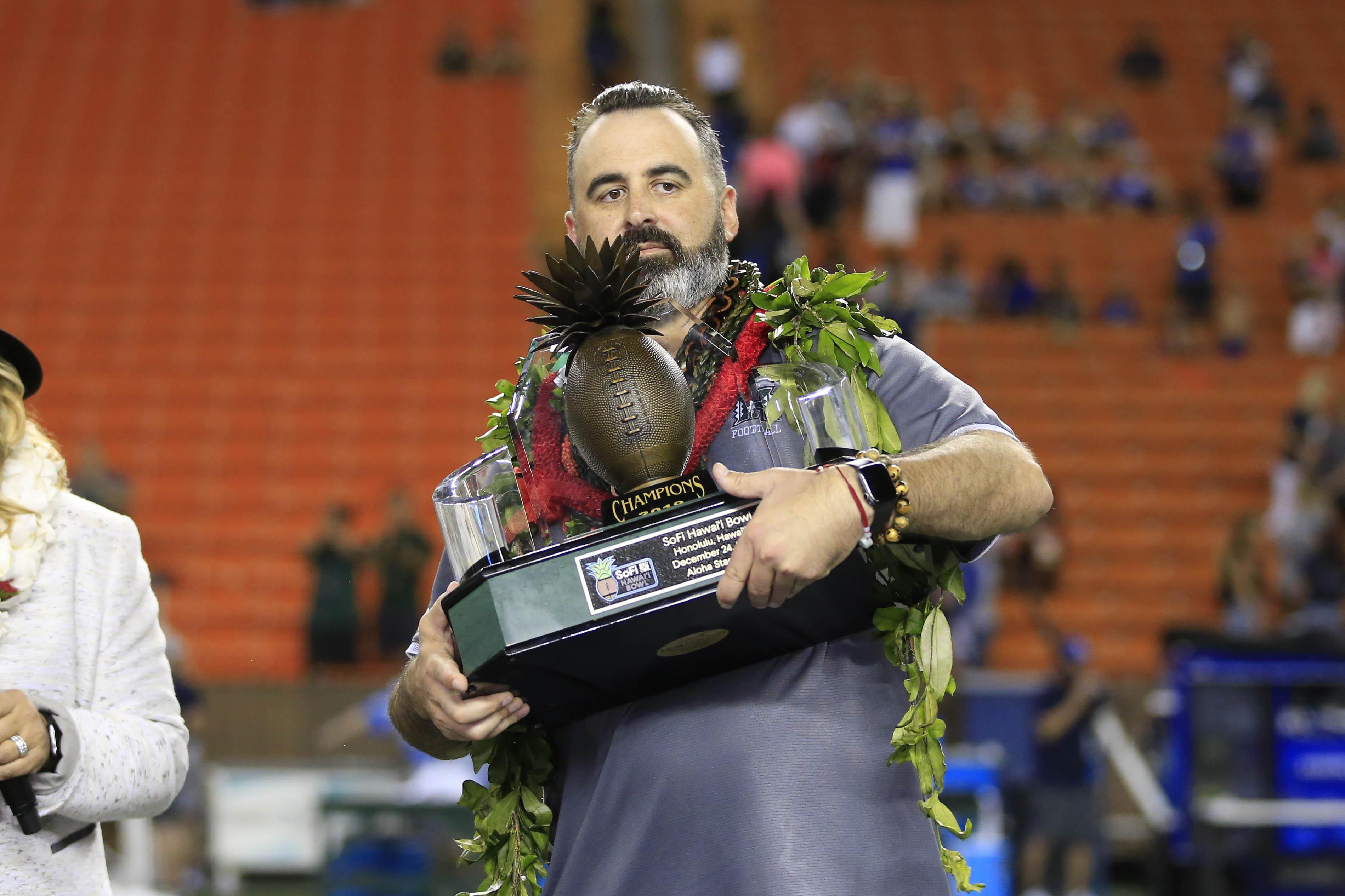 NCAA Football: Hawaii Bowl-Brigham Young vs Hawaii