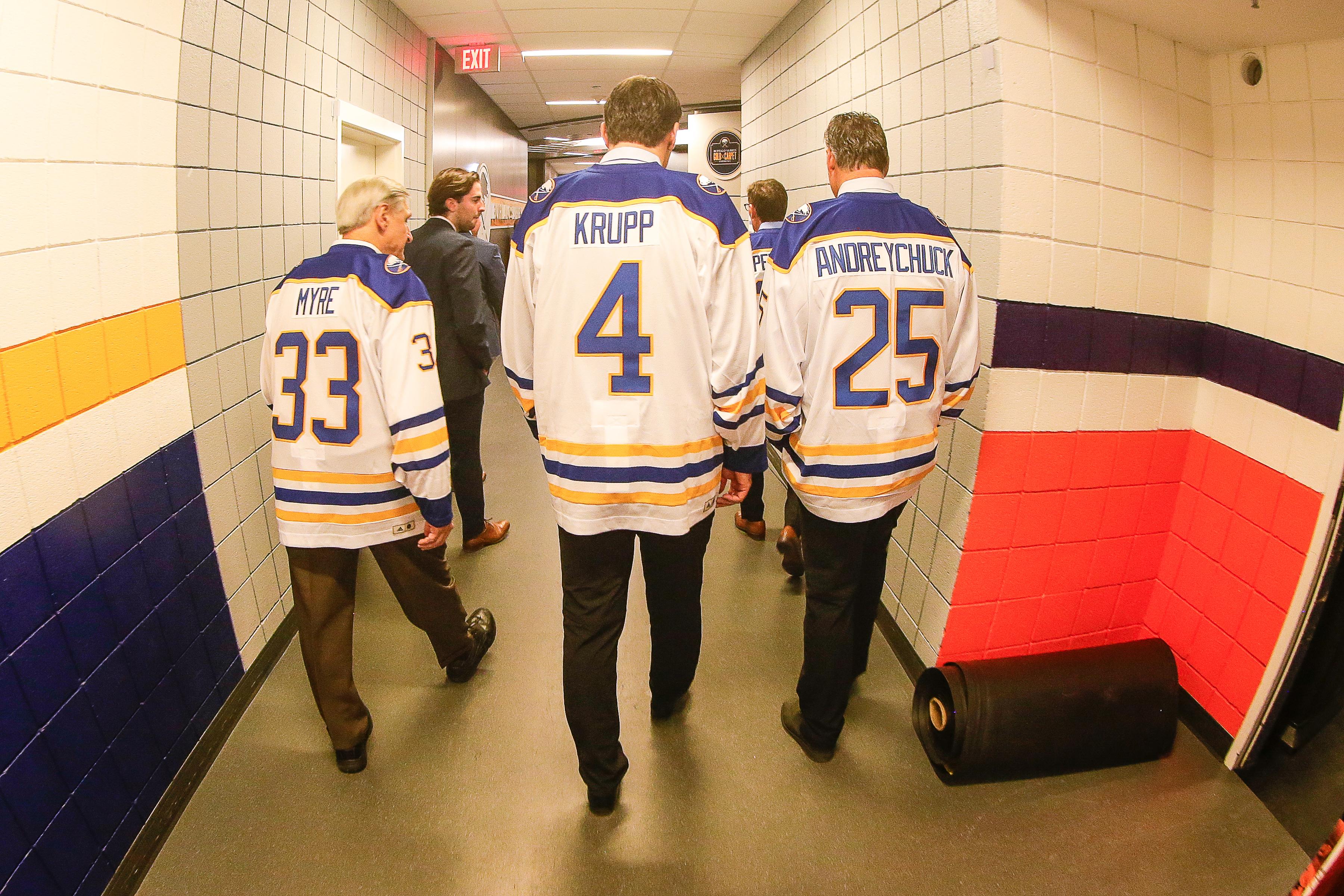 NHL: DEC 12 Predators at Sabres