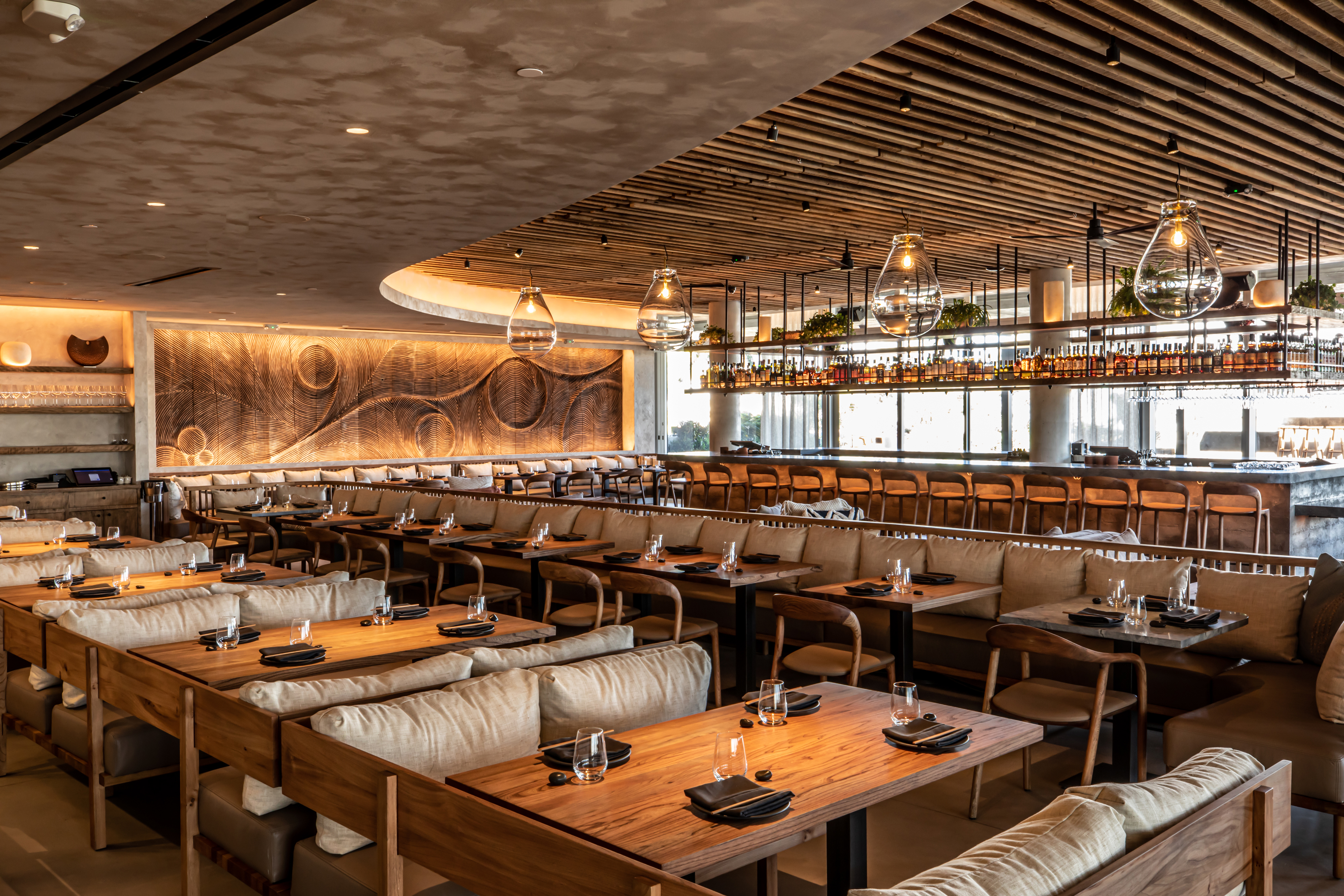 Take the First Look Around Mila, Lincoln Road's New Serene Showstopper