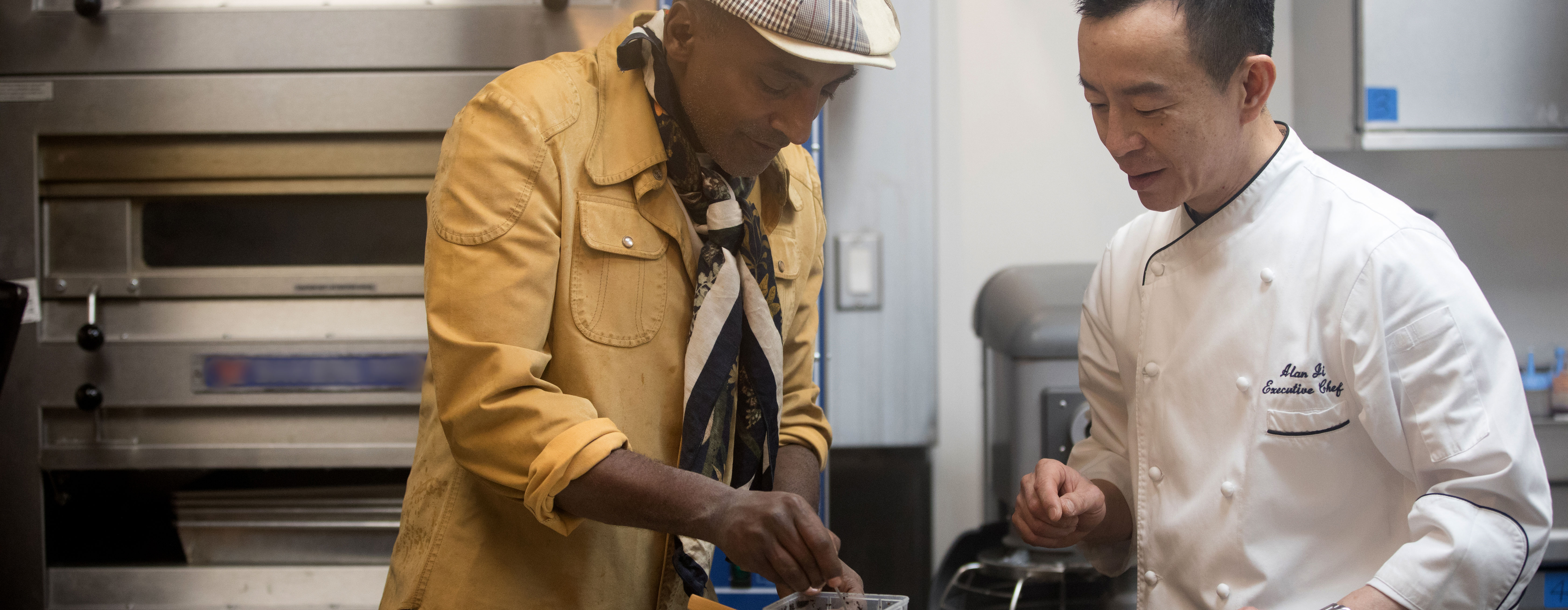 Chef Marcus Samuelsson Highlights Chinese-American Restaurants at a Las Vegas Event