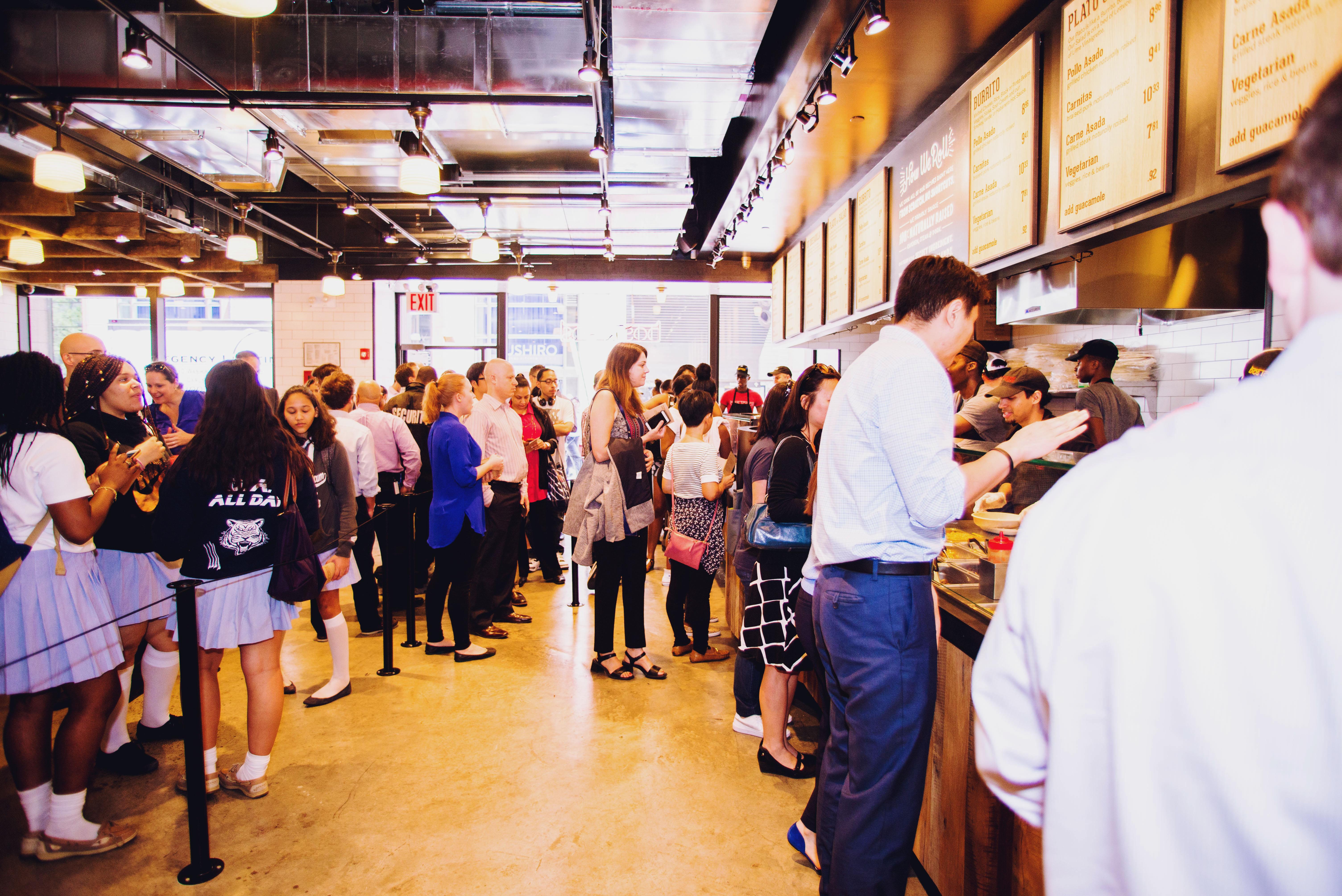 Salad Behemoth Chopt Is Taking Over Popular Burrito Chain Dos Toros