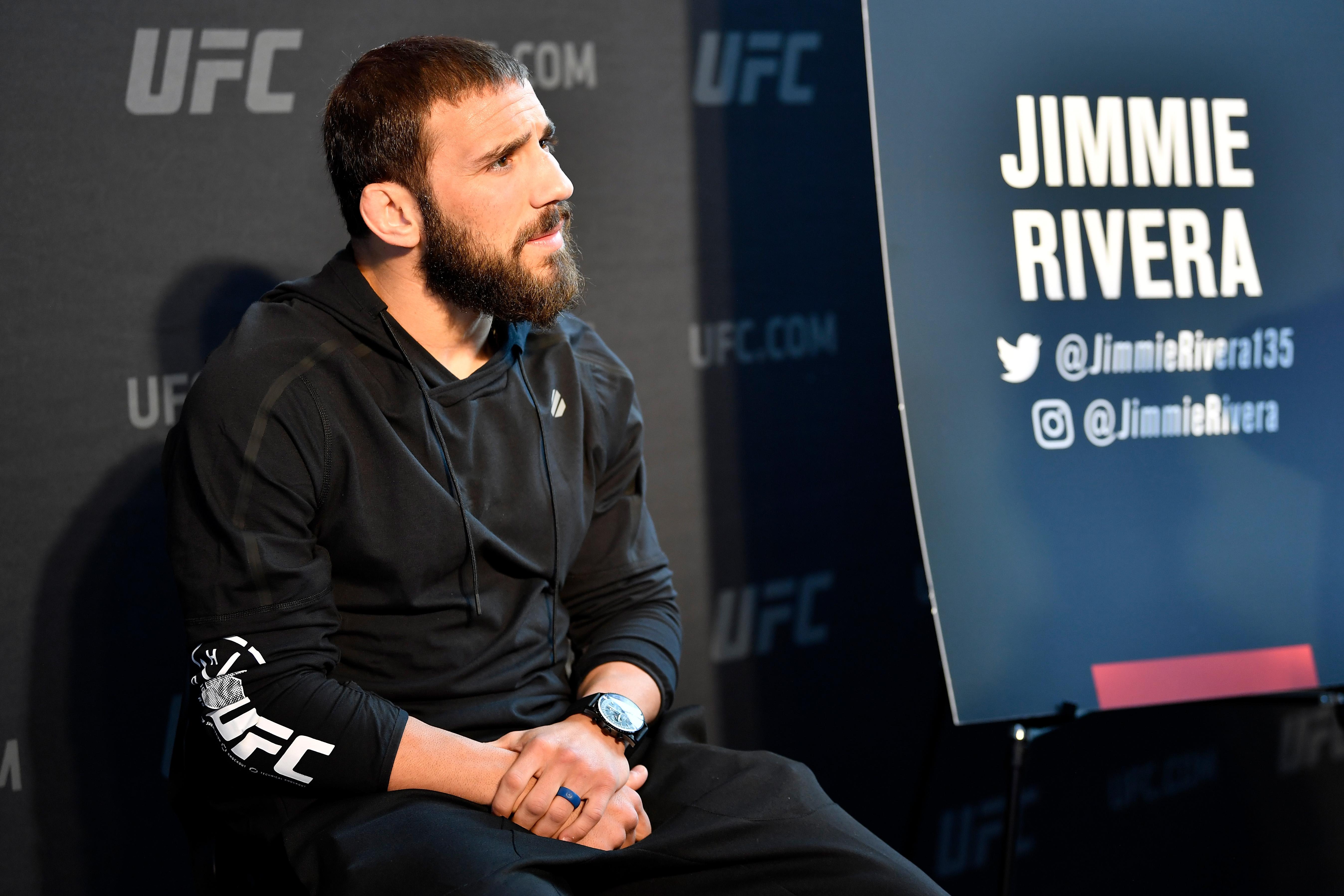 UFC 238: Ultimate Media Day