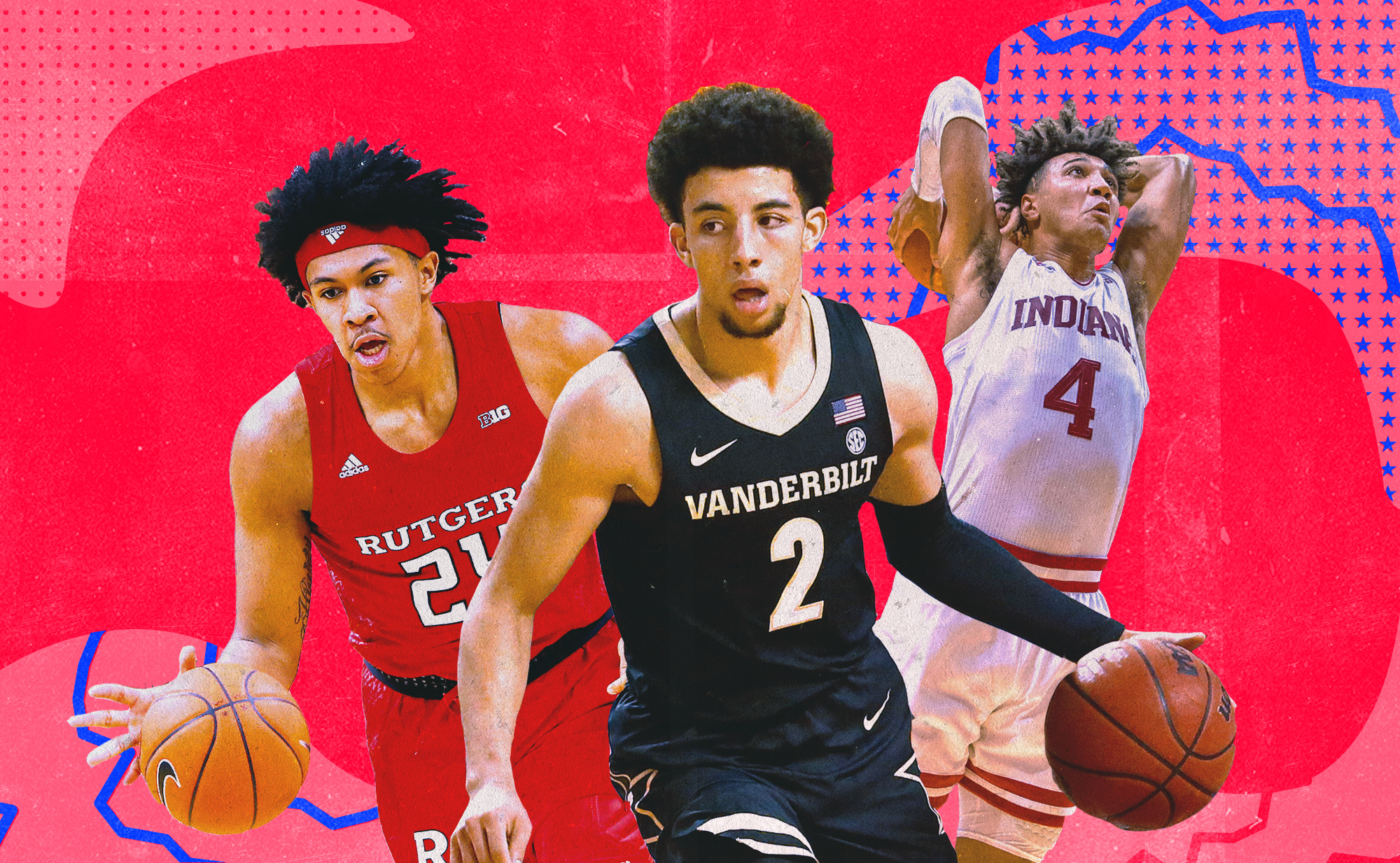 Meet the sons of NBA players starring in college and high school basketball
