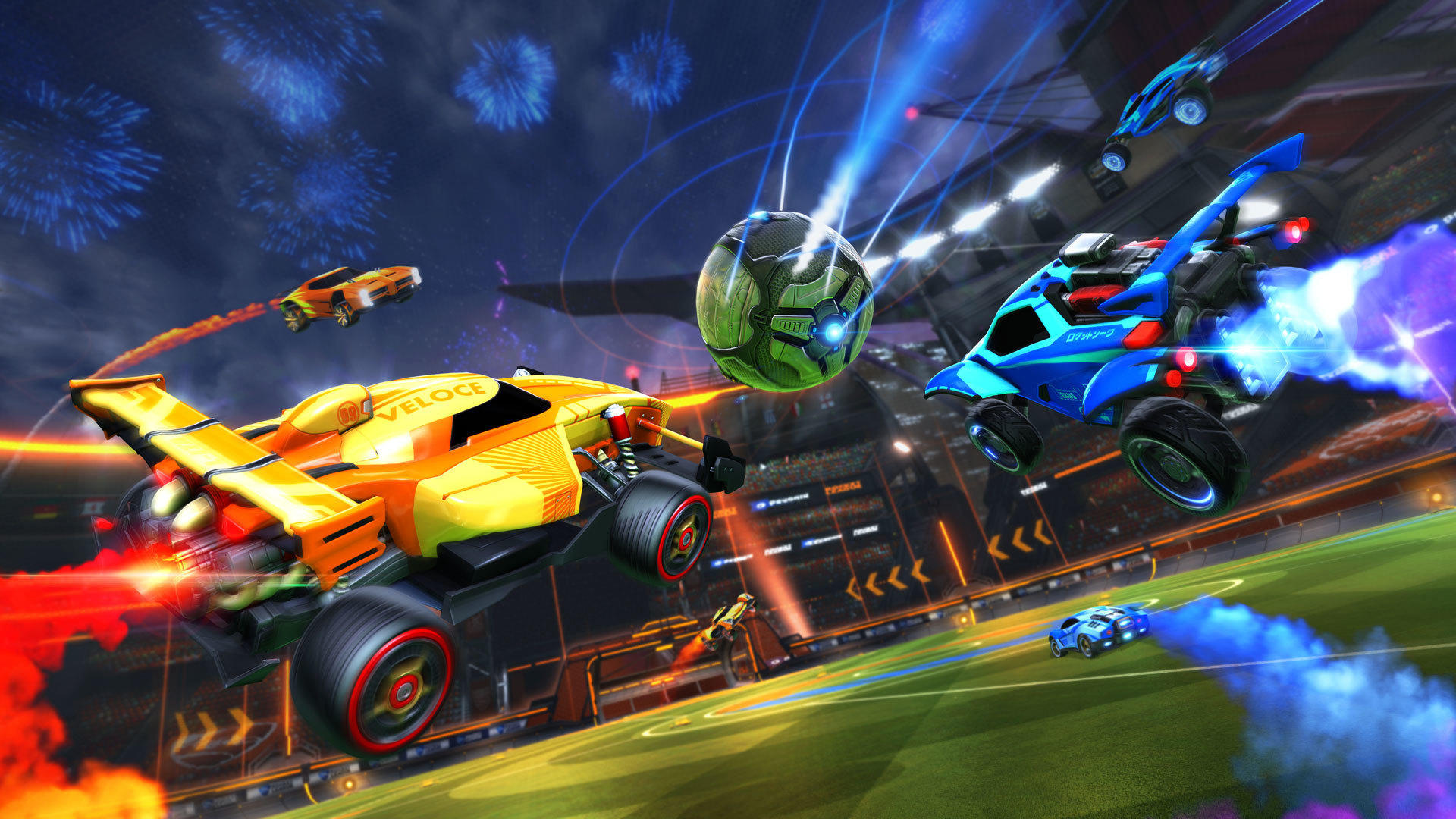 Rocket League drops Mac and Linux support