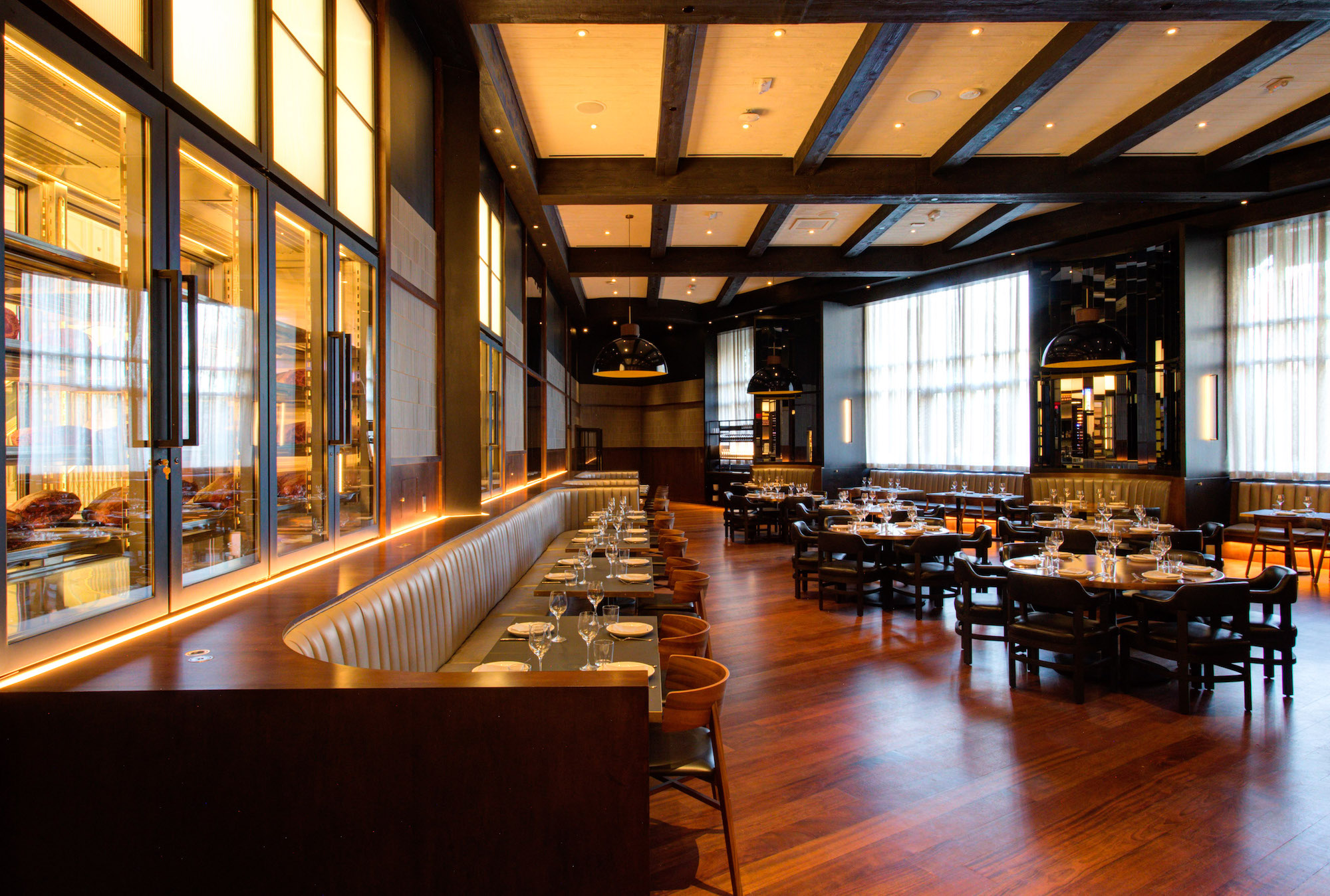 A First Look Inside David Chang's Majordomo Meat & Fish
