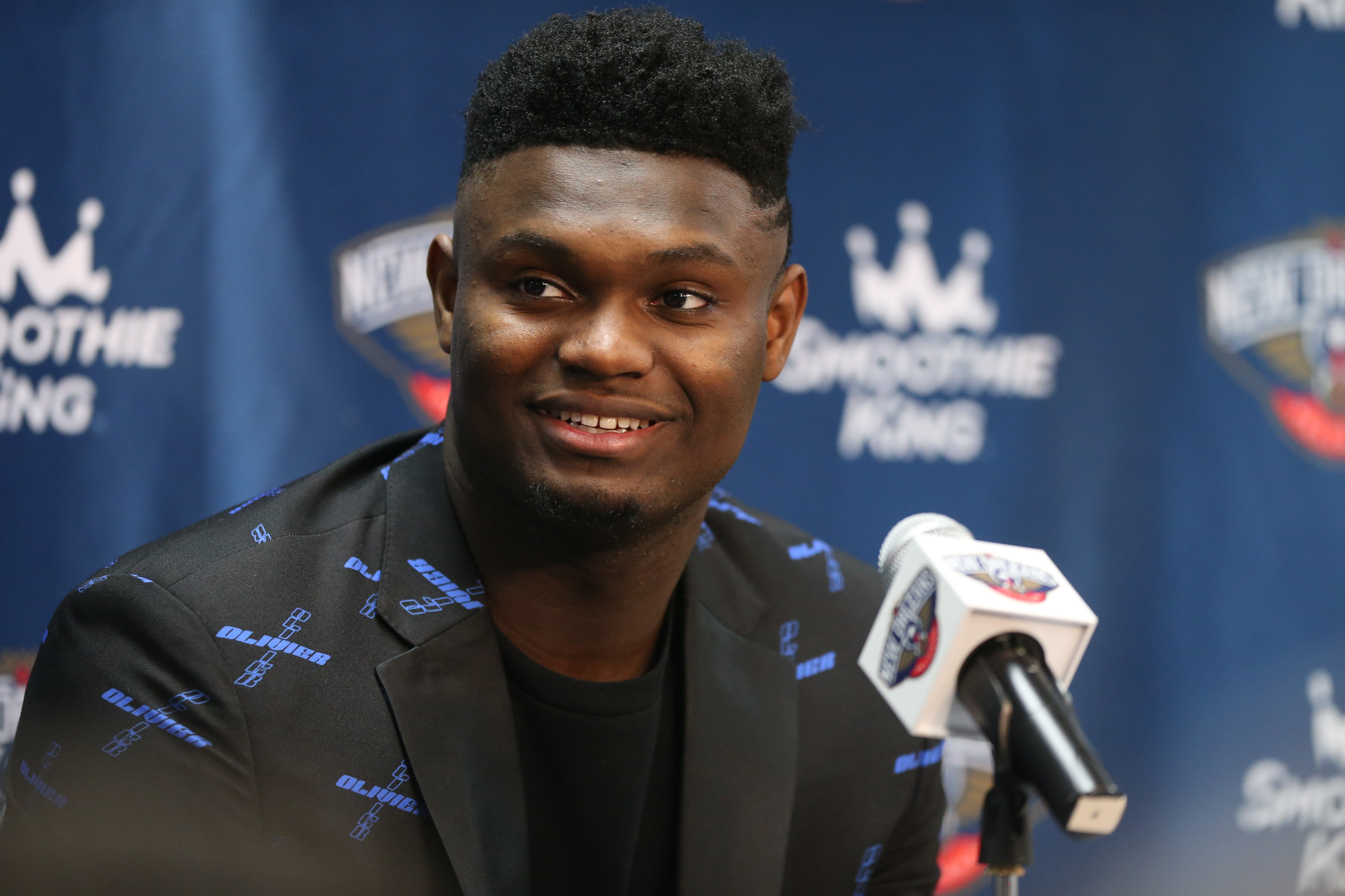 Zion Williamson is making the NBA a thick league