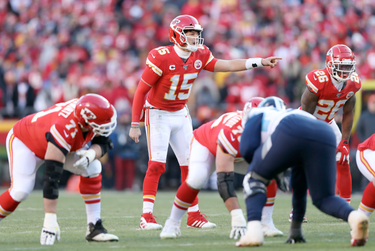 Just like Brett Favre, Patrick Mahomes has a strong arm, is mobile, can pass outside the pocket and has the ability to extend a play when it breaks down.