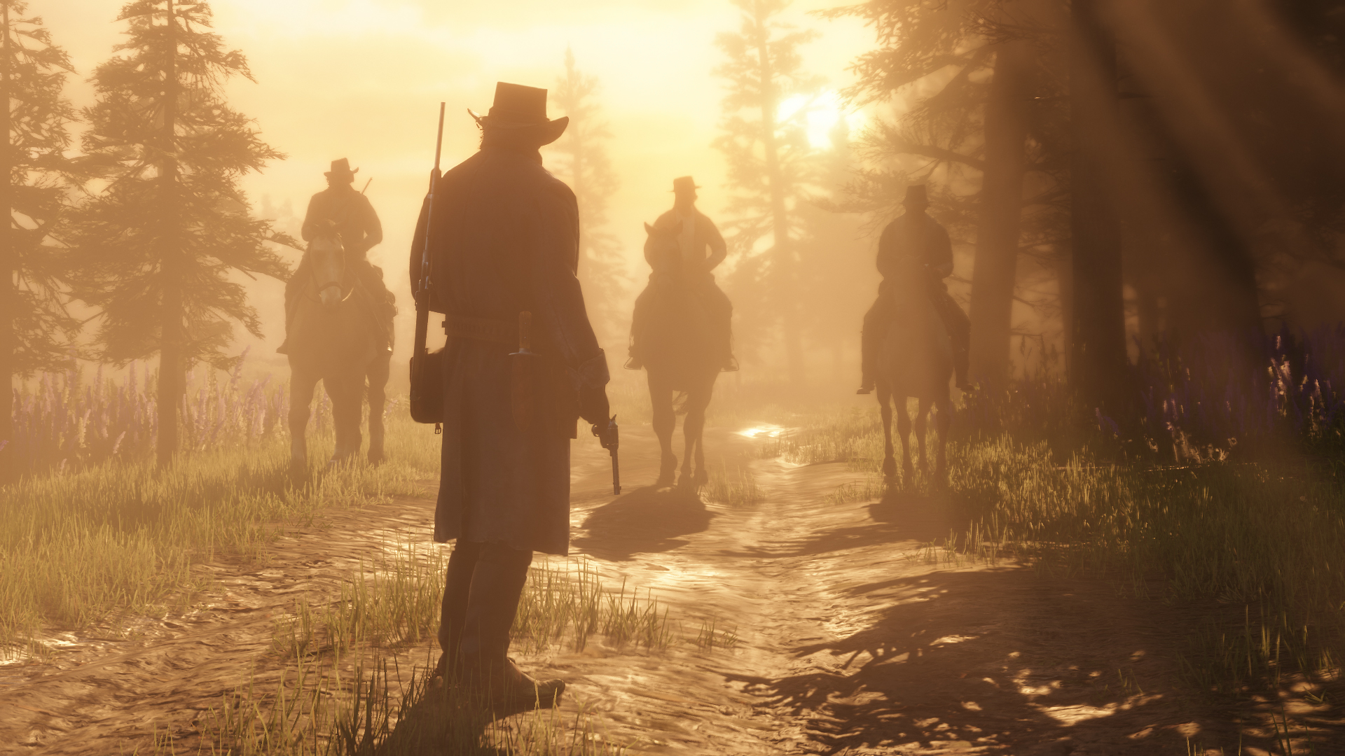 Red Dead Online players on PC are being terrorized by hackers