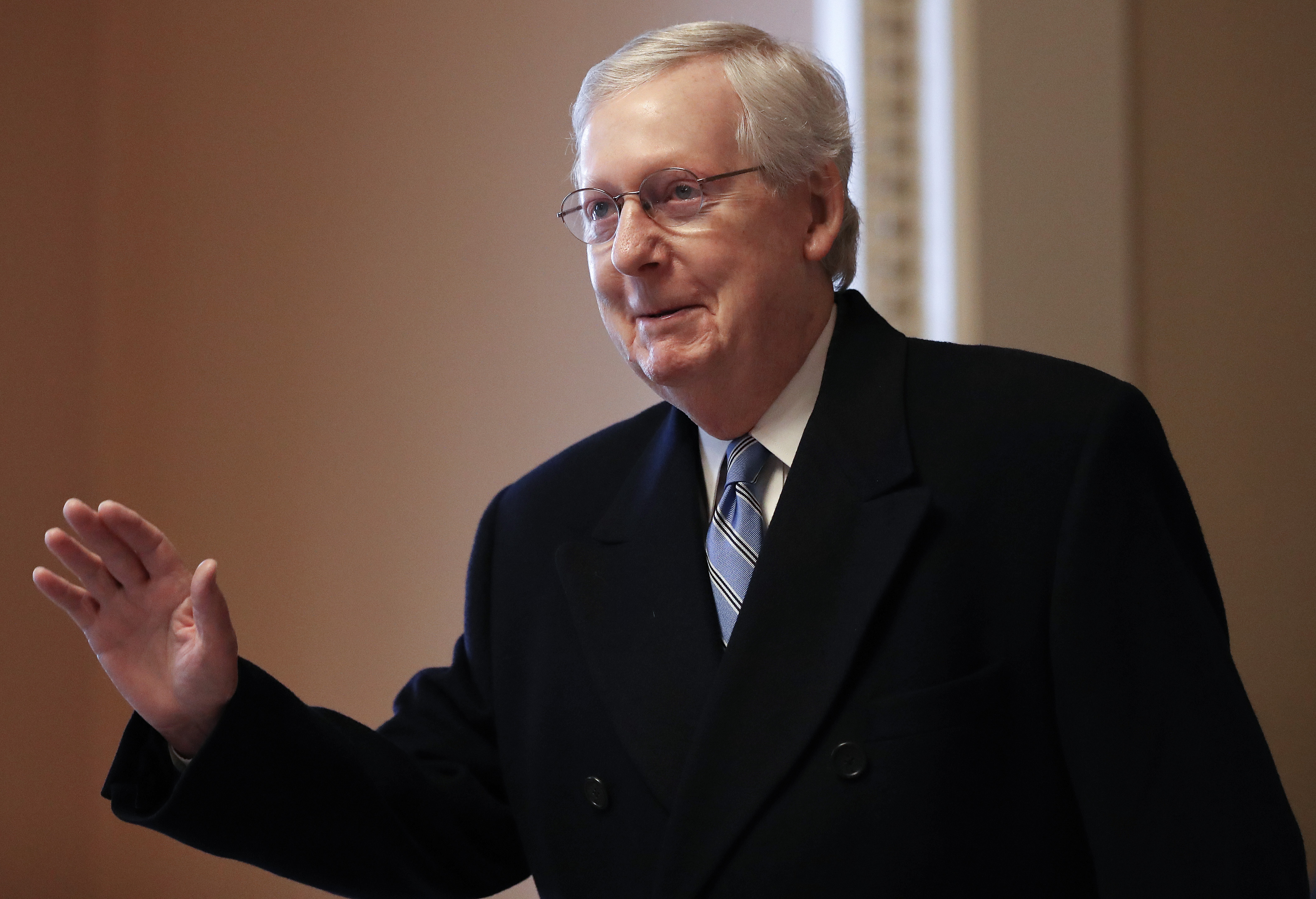 Mitch McConnell's impeachment trial strategy, explained