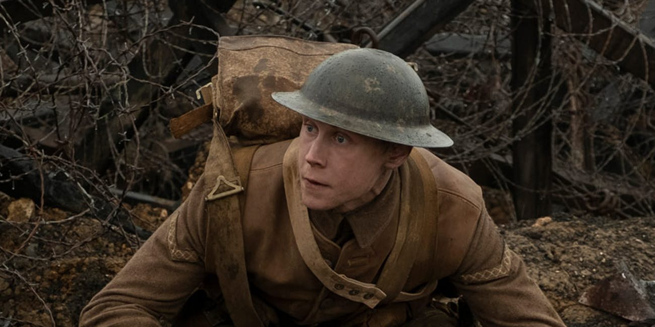 1917 vividly recreates WWI's trench warfare. Is that enough to win Best Picture?