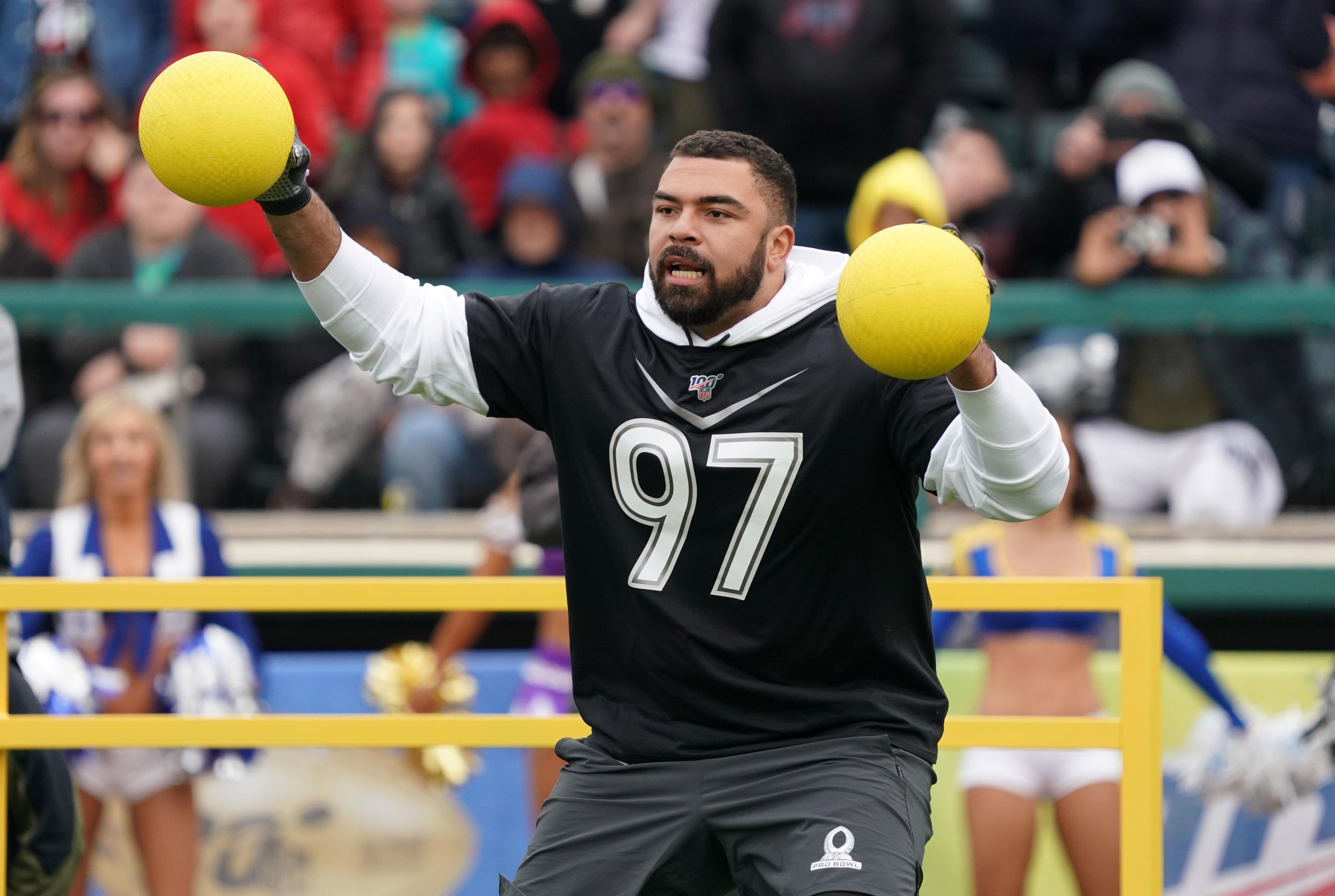 NFL: Pro Bowl Skills Showdown