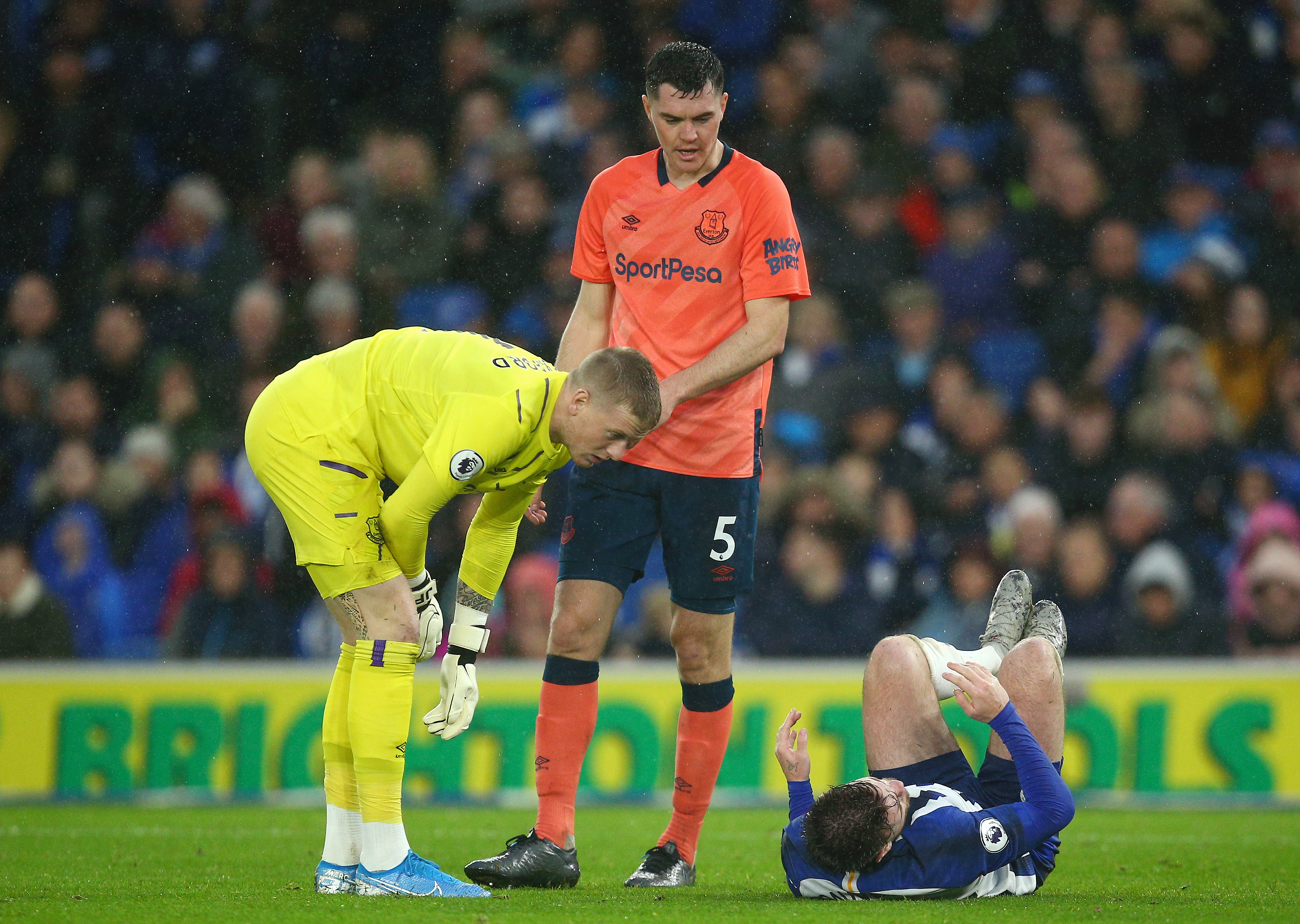 Counting Down the Most Impactful 'Everton-That' Moments from the season so far: Pt 1