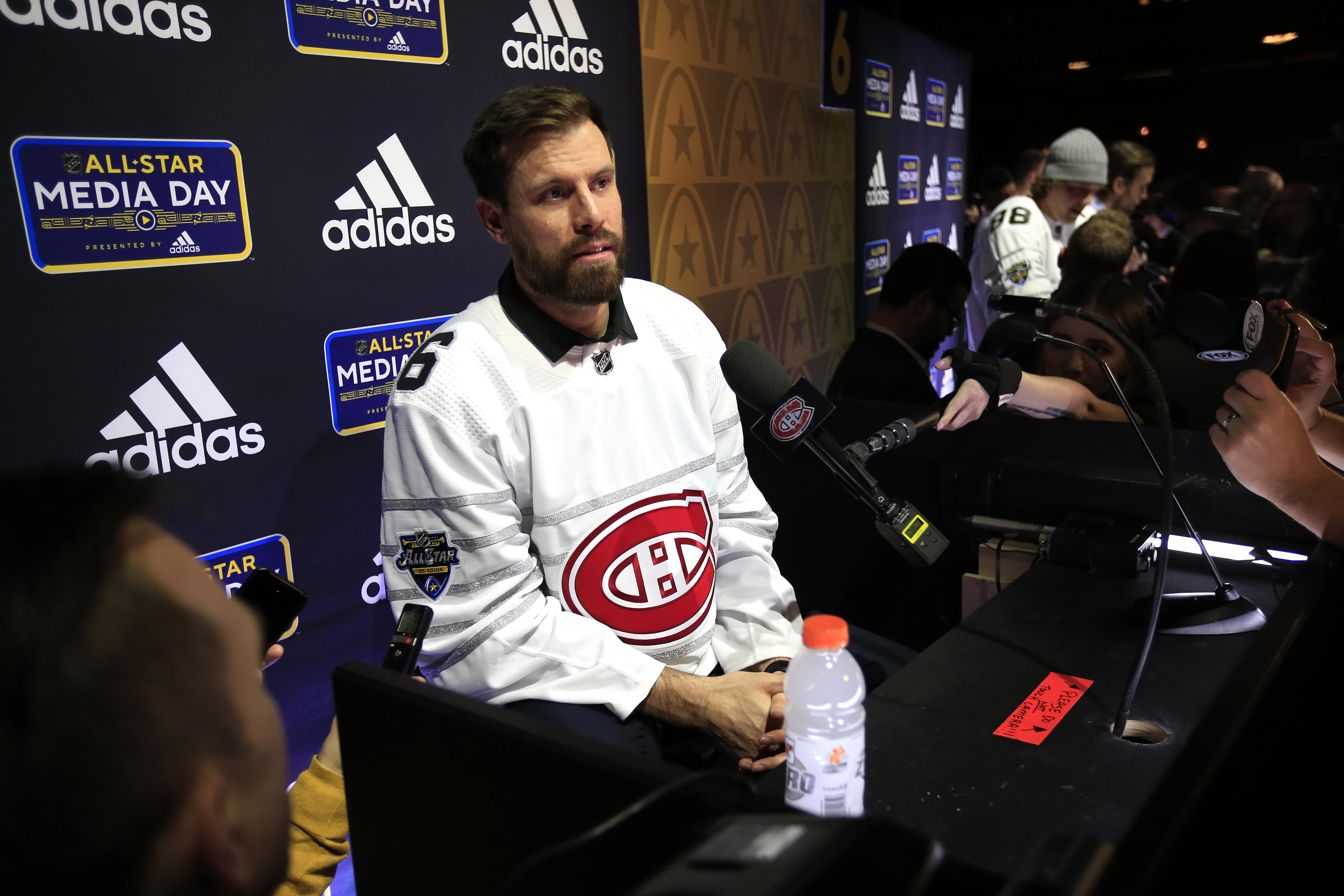 2020 NHL All-Star - Media Day