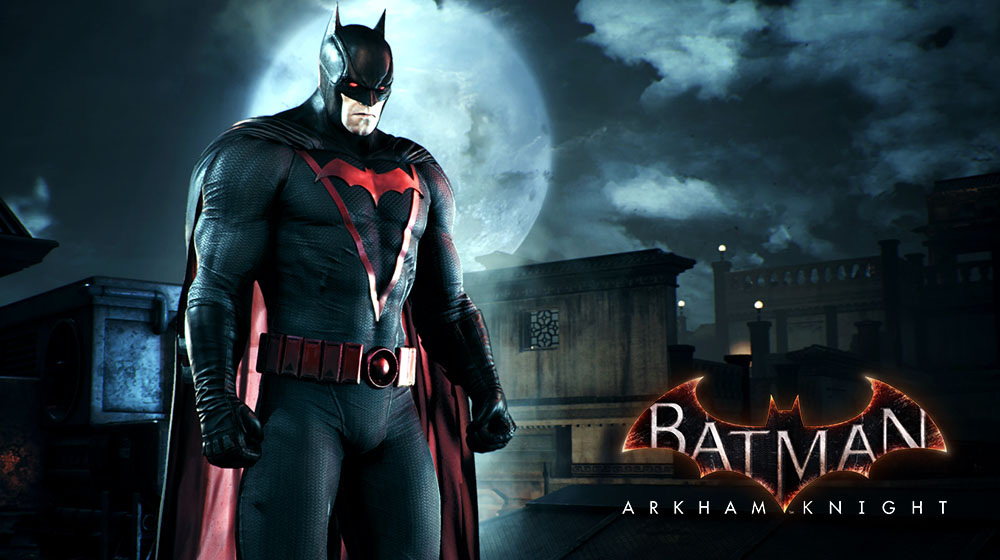 Batman: Arkham Knight gets another free costume on PS4