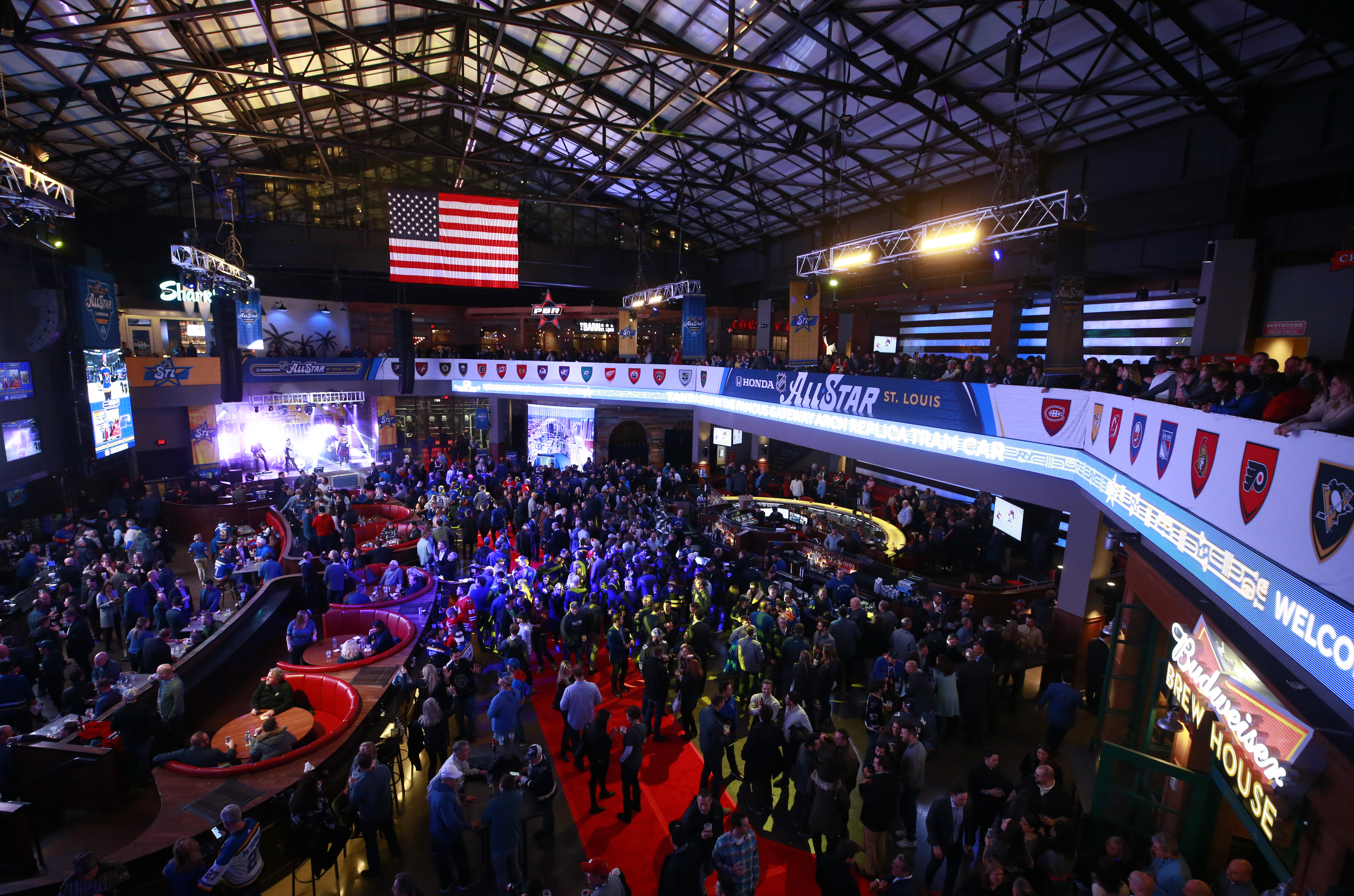 2020 NHL All-Star Friday Night Party