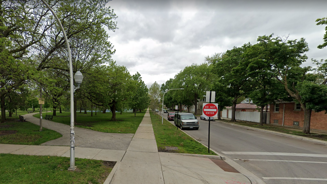 Two people were shot Jan. 25, 2020, in the 6100 block of West Wrightwood Avenue near Riis Park.