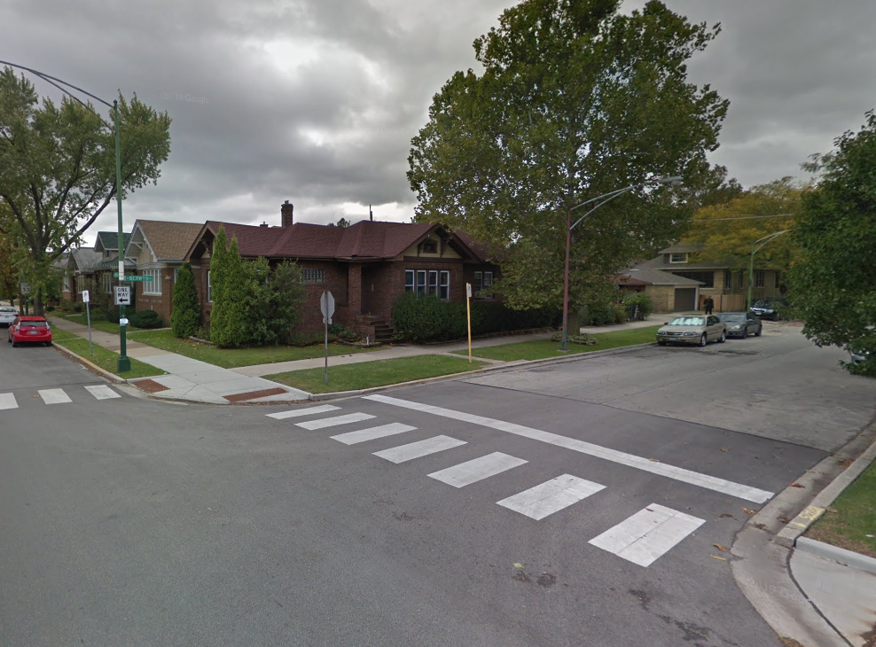 A man has robbed two people at knifepoint on the Northwest Side since Jan. 11, 2020, including in the 3400 block of West Berwyn Avenue.