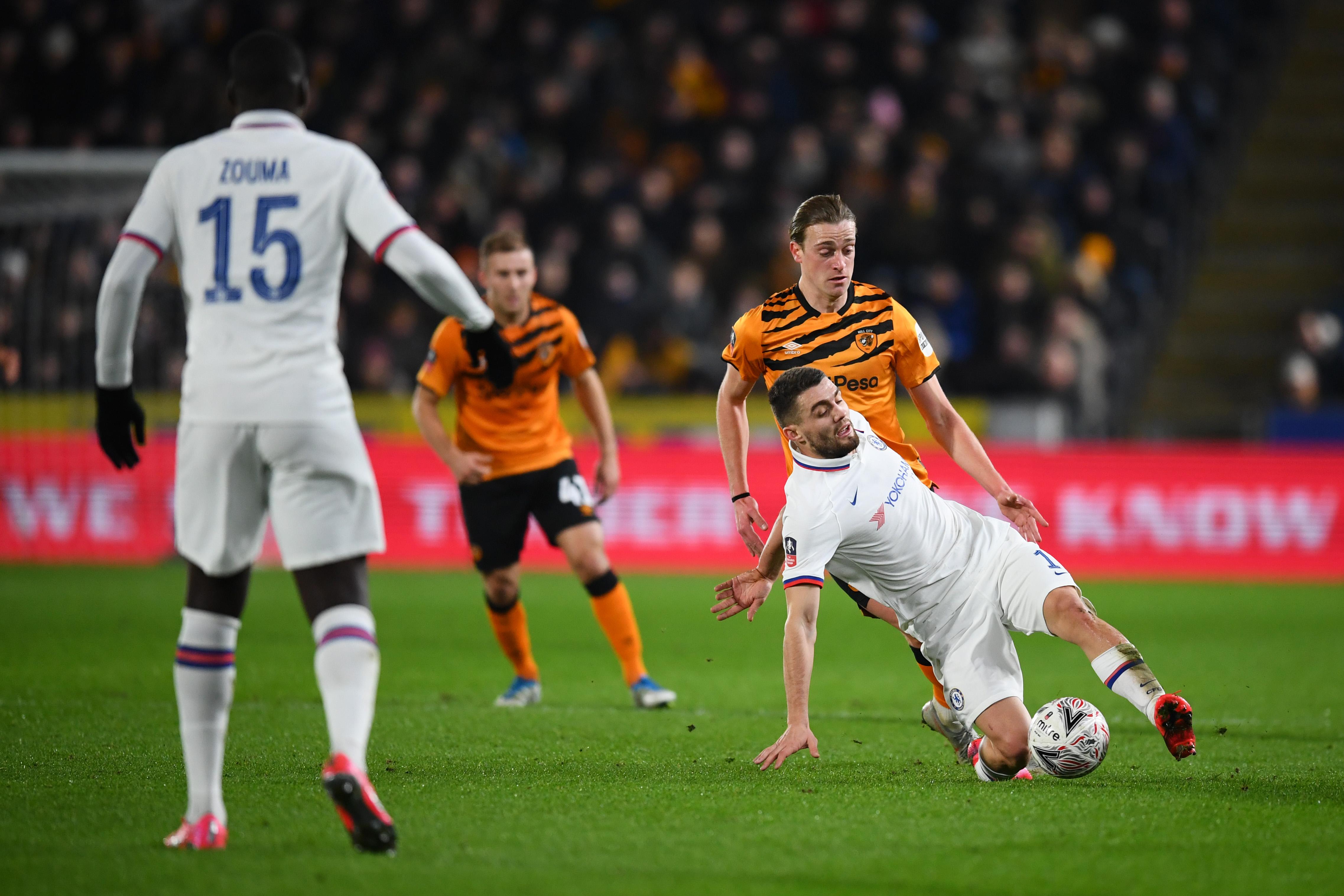 Lampard identifies two areas of improvement for Mateo Kovačić