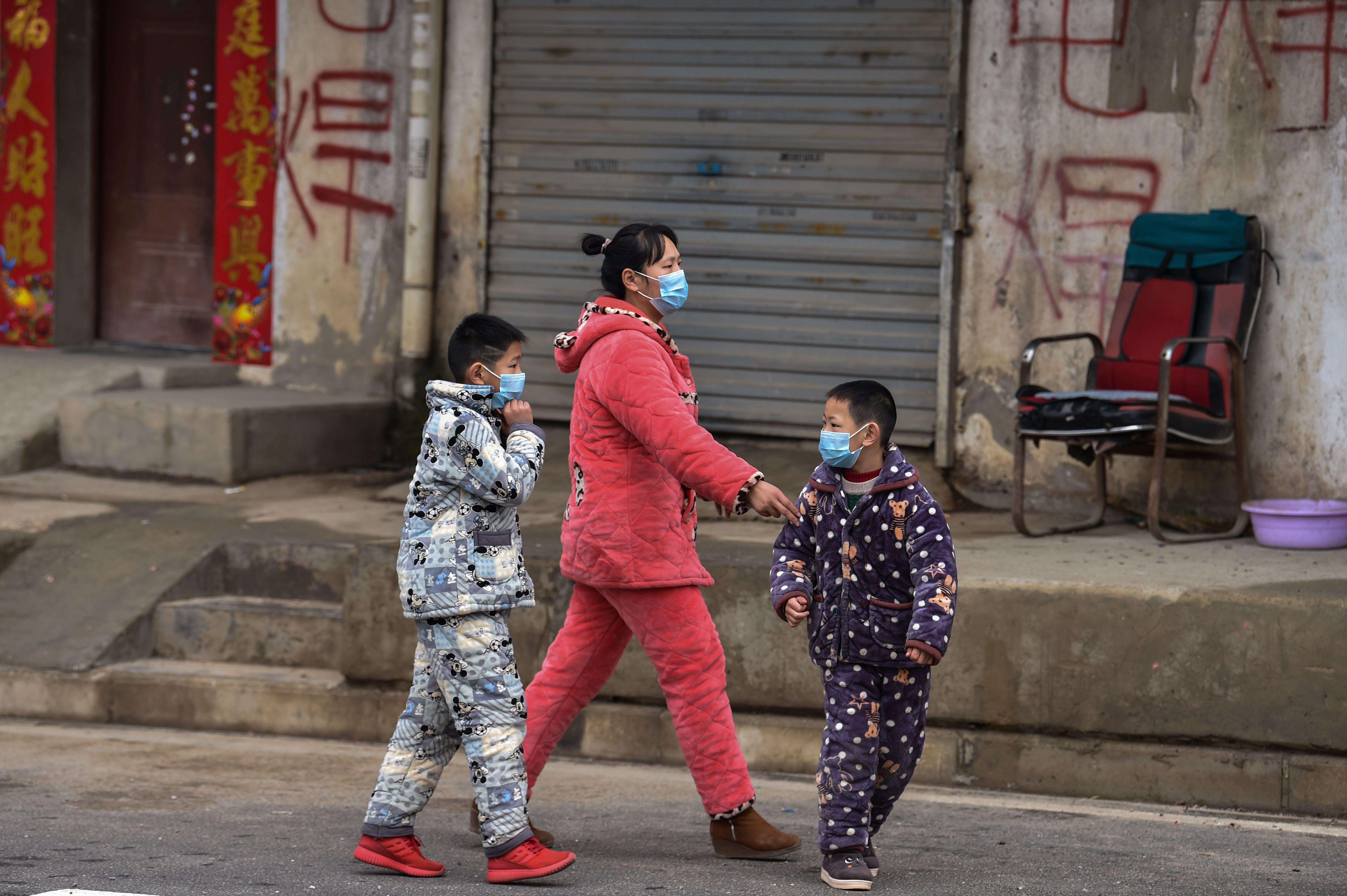Did China downplay the coronavirus outbreak early on?