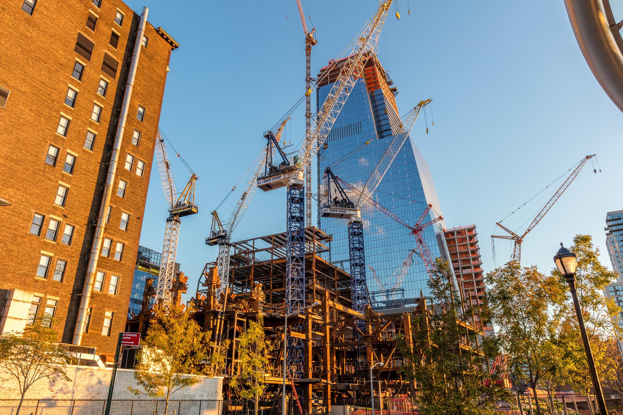 Inside New York City's new 'blueprint for sustainable development'