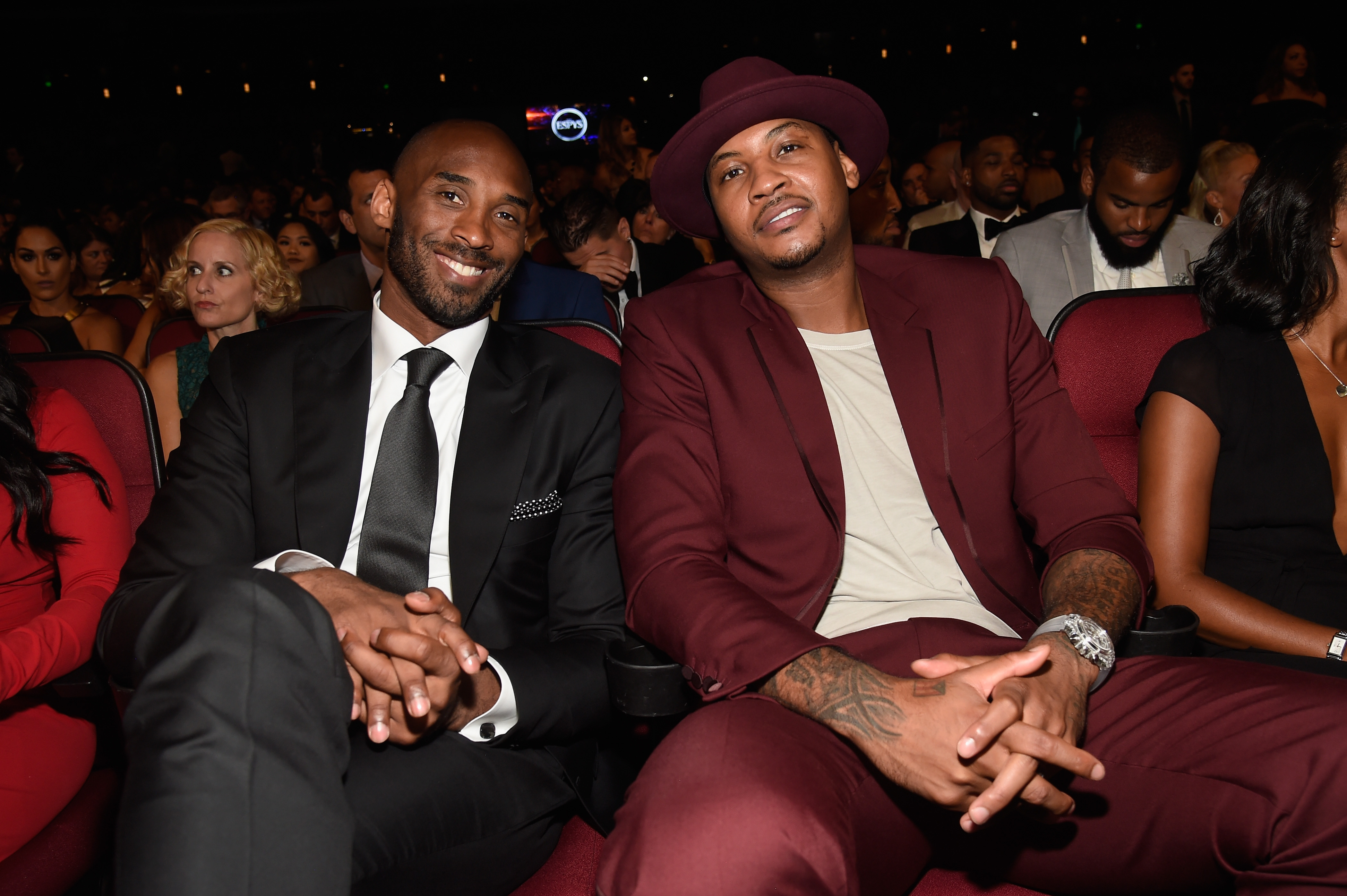 The 2016 ESPYS - Backstage And Audience