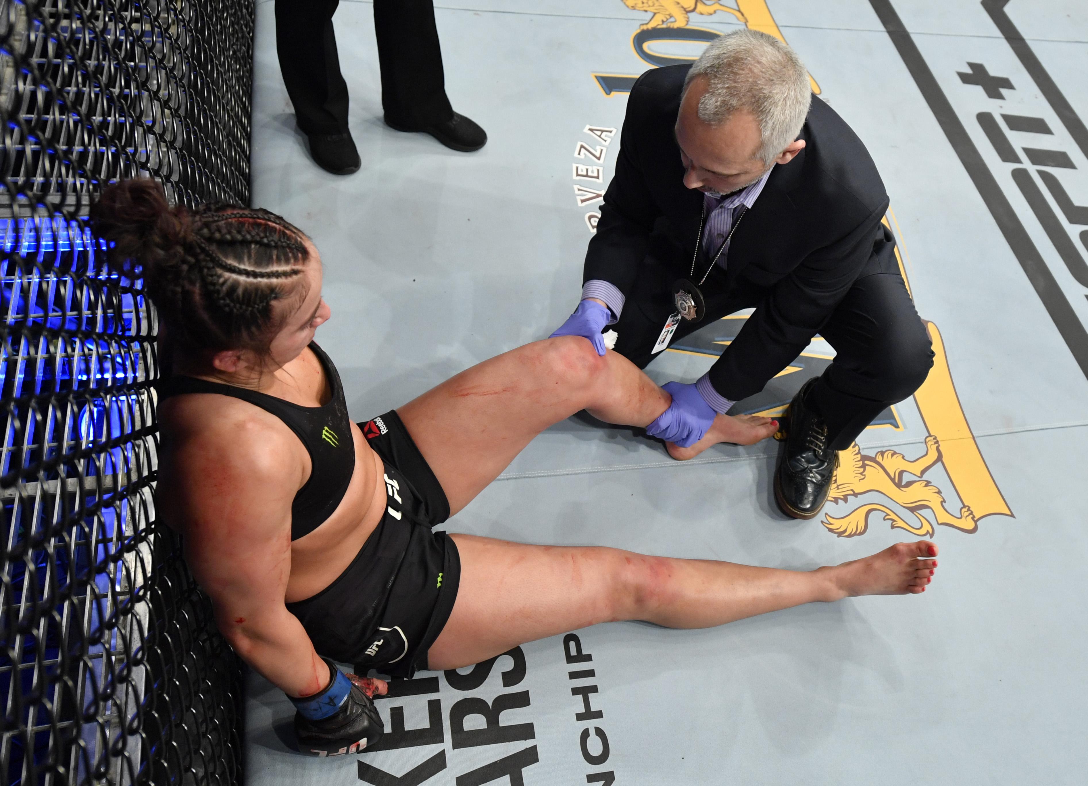 UFC 246: Modafferi v Barber