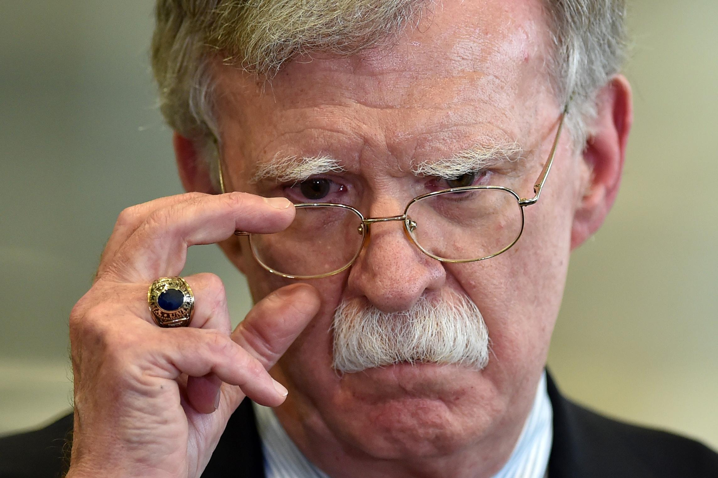 John Bolton's impeachment bombshell, explained