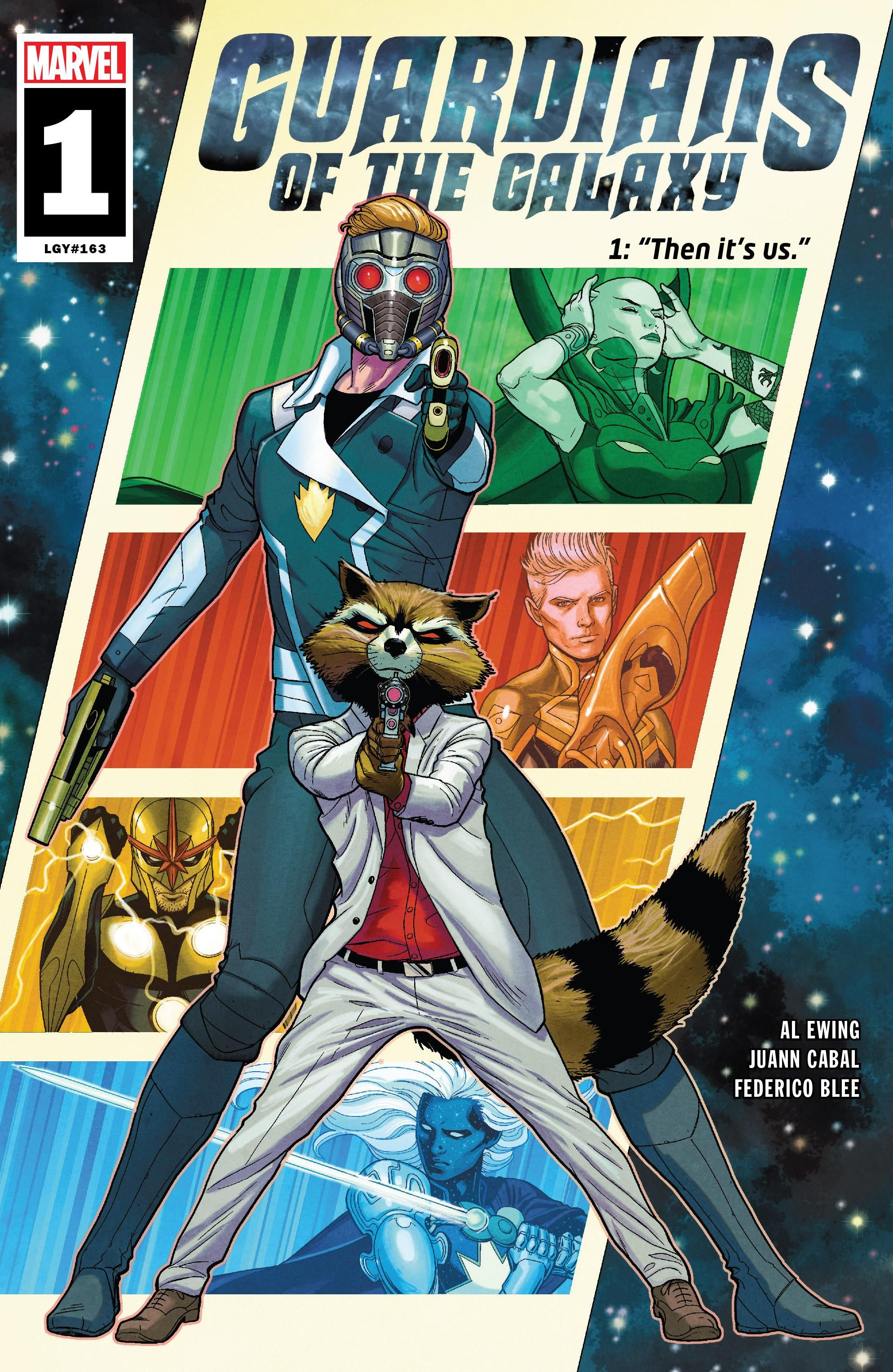 Rocket Raccoon wears a suit now, and he looks great
