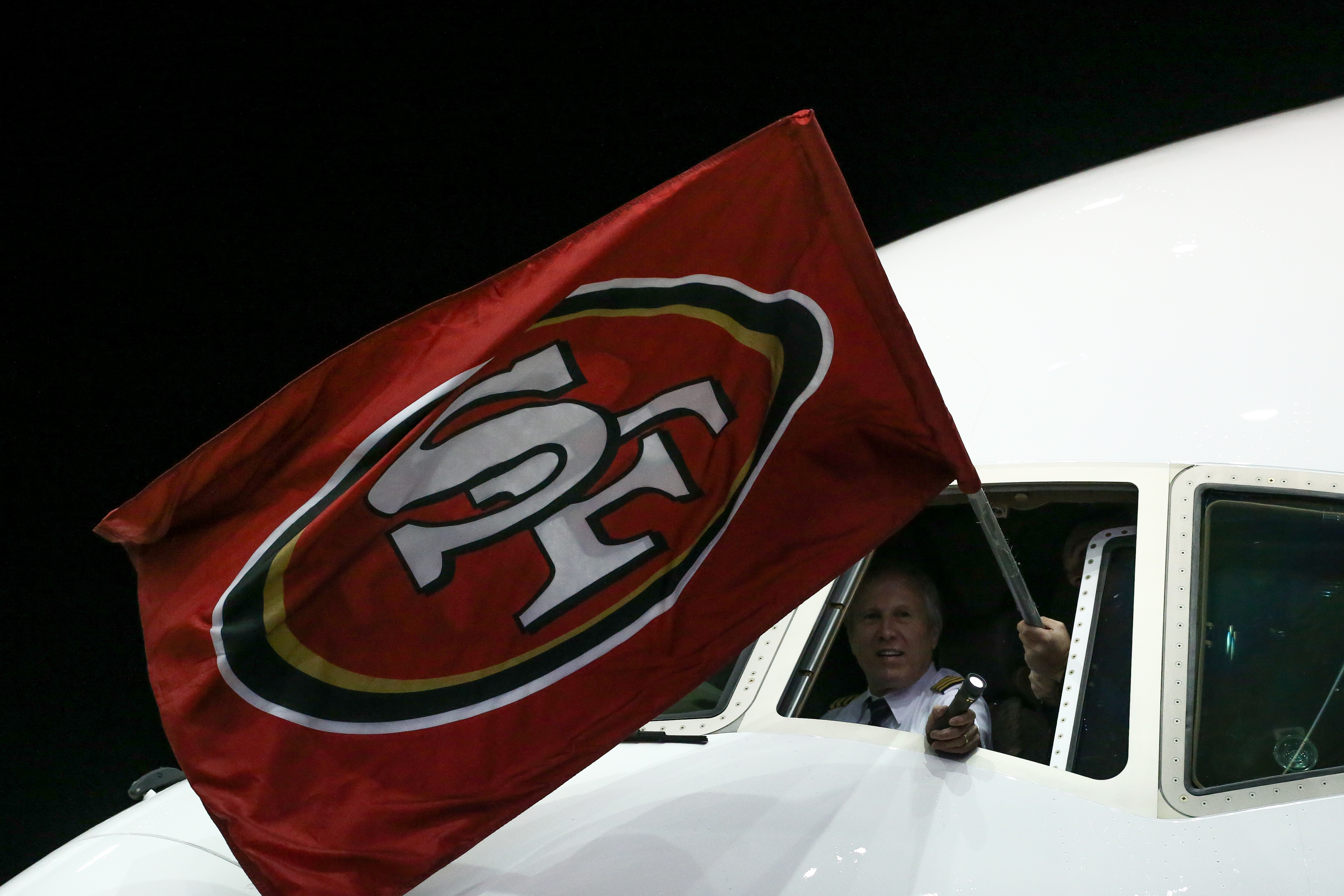 NFL: JAN 26 Super Bowl LIV - San Francisco 49ers Arrival