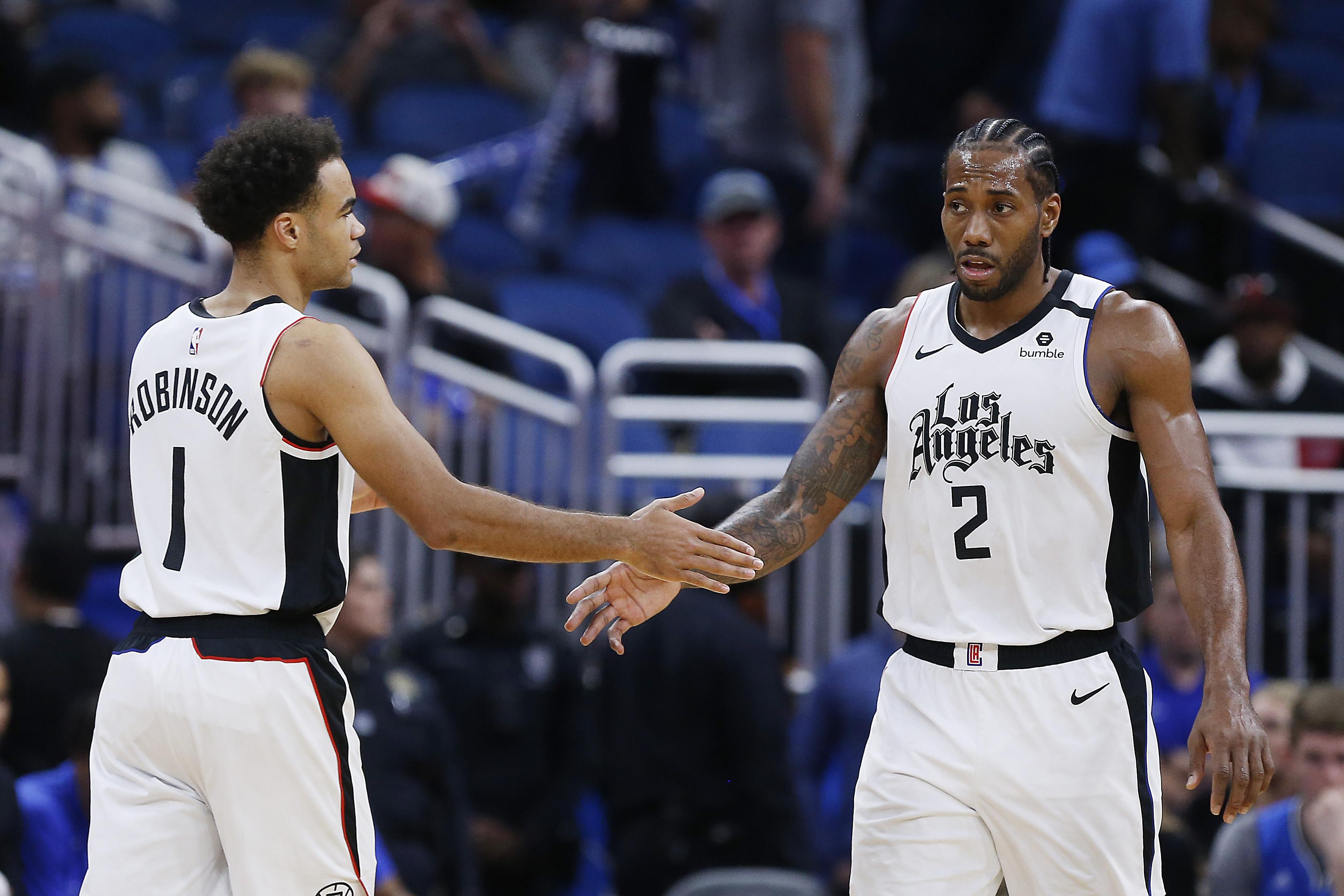 Los Angeles Clippers v Orlando Magic