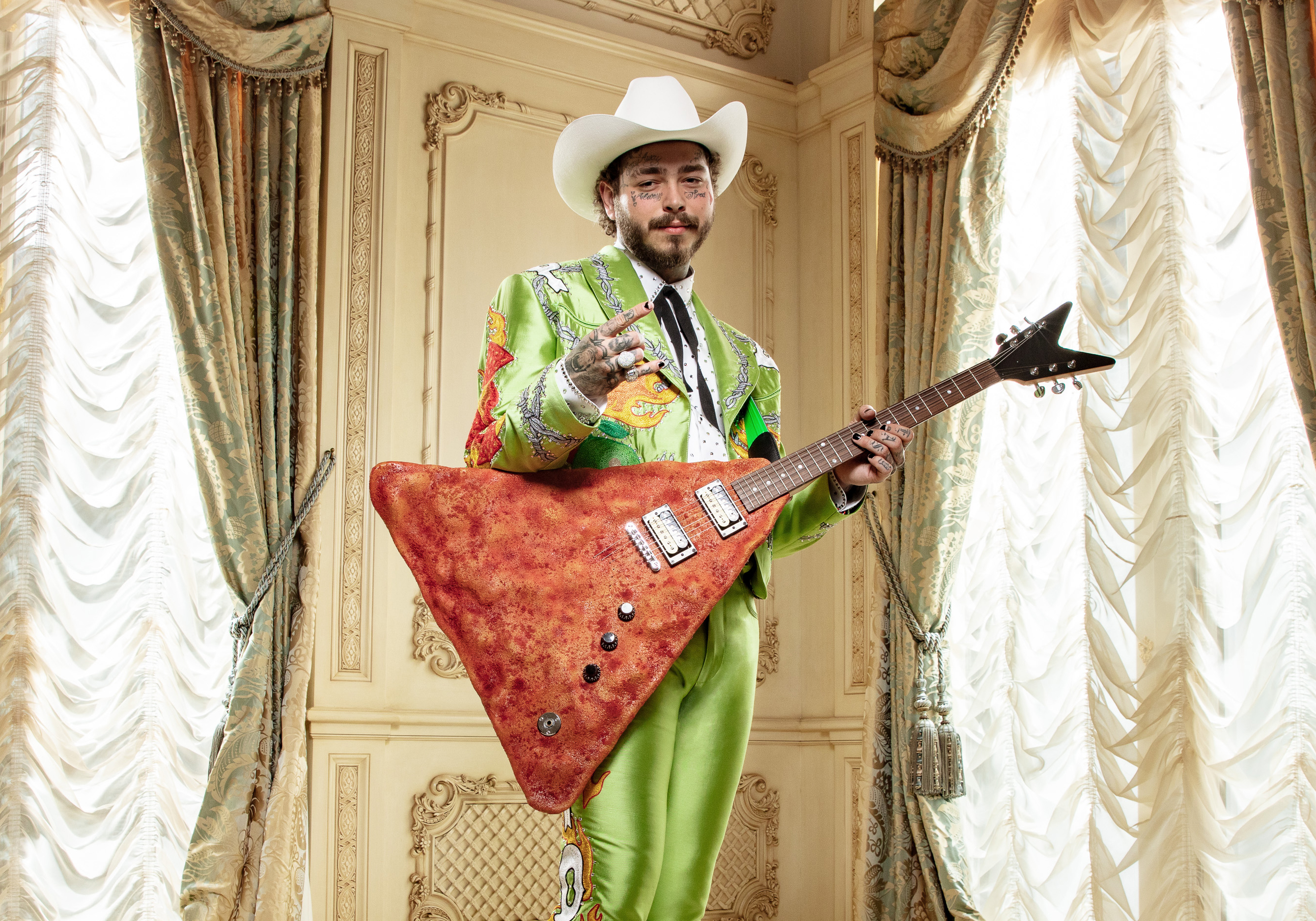 Doritos will boast a new commercial Post Malone for the upcoming 2020 Grammys, which airs on Sunday.
