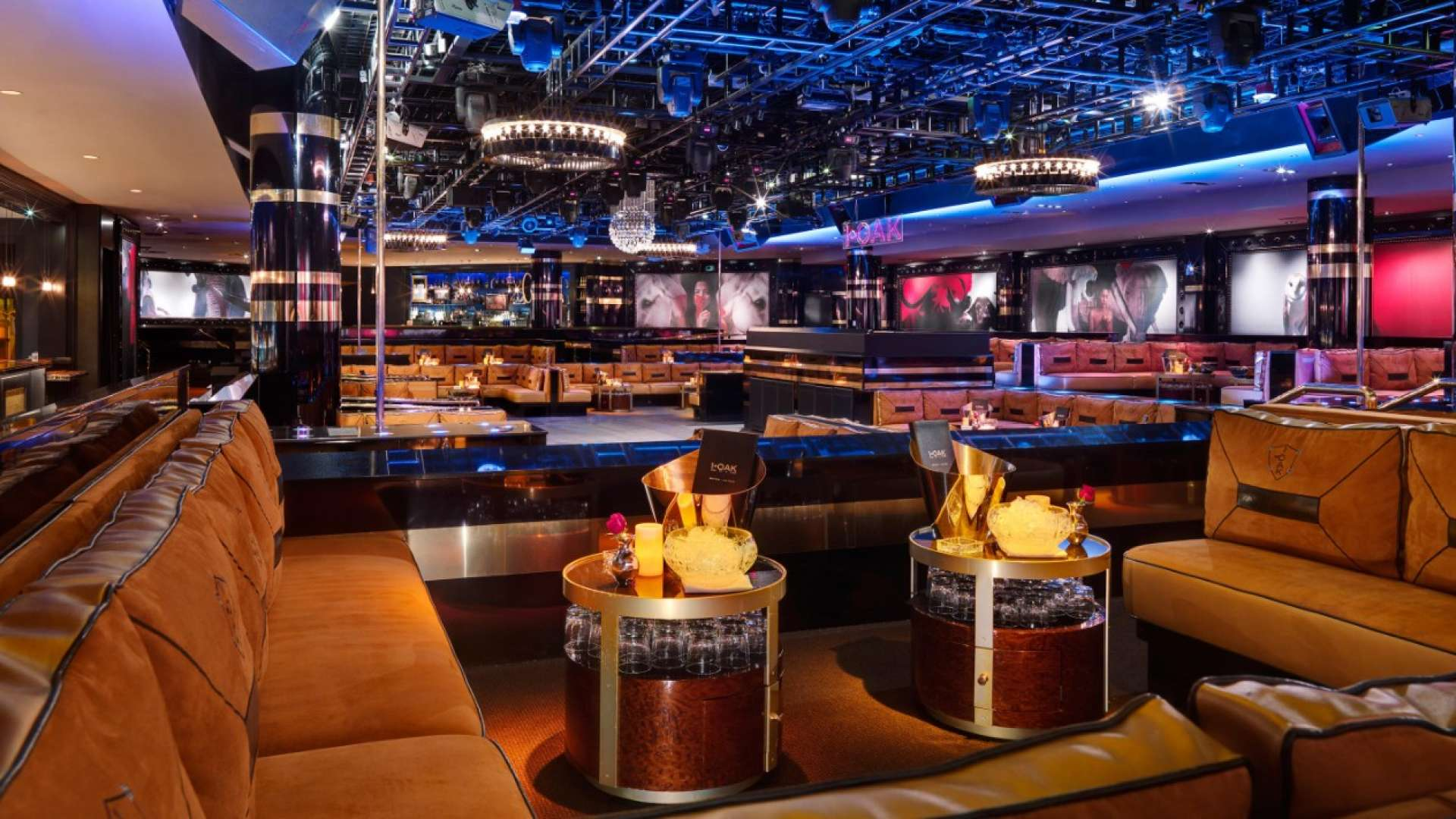 The Mirage Loses 1 OAK Nightclub in March