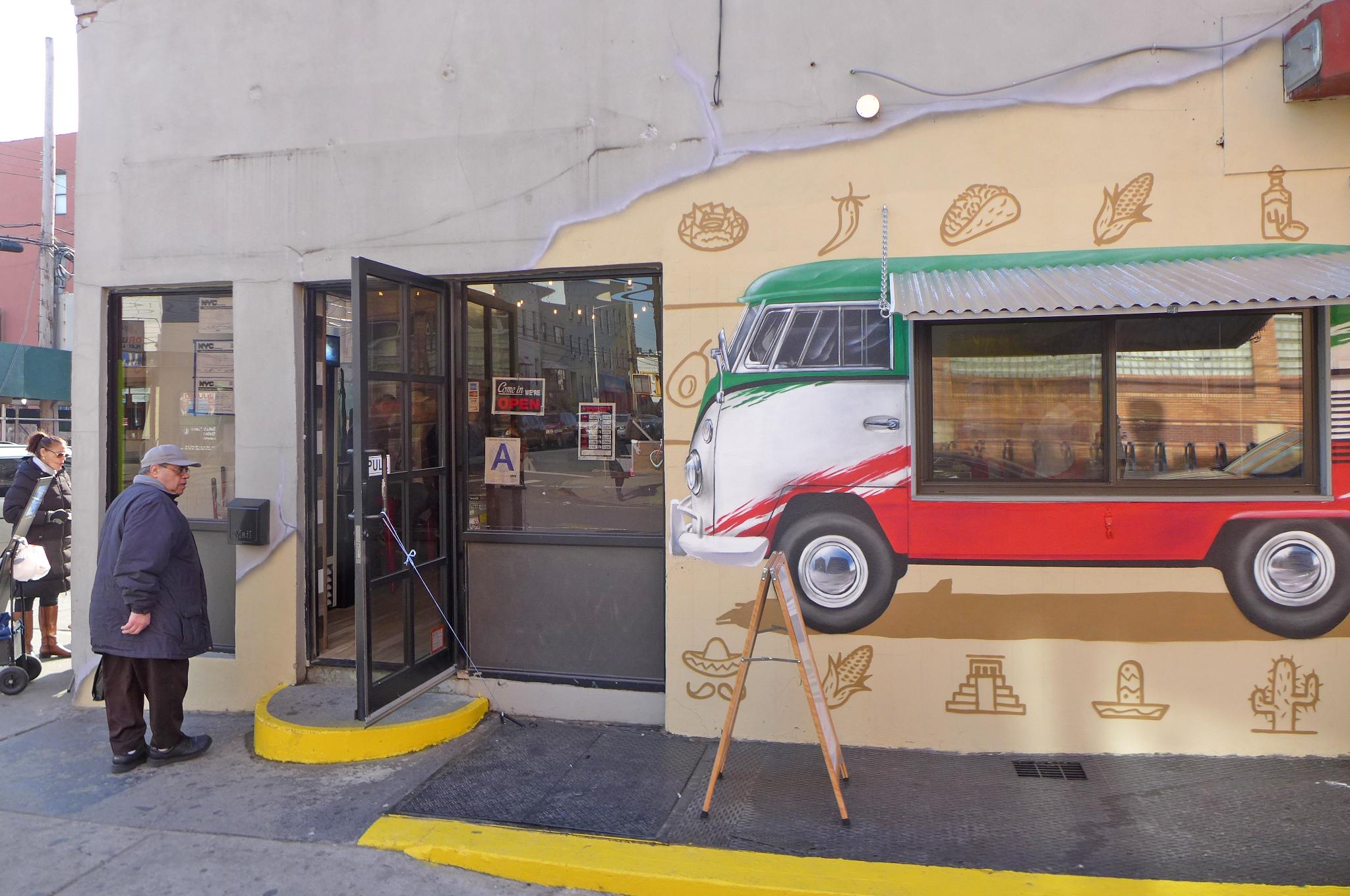 A Powerful New Baja-Style Carne Asada Taco Shop Breezes Into Bushwick