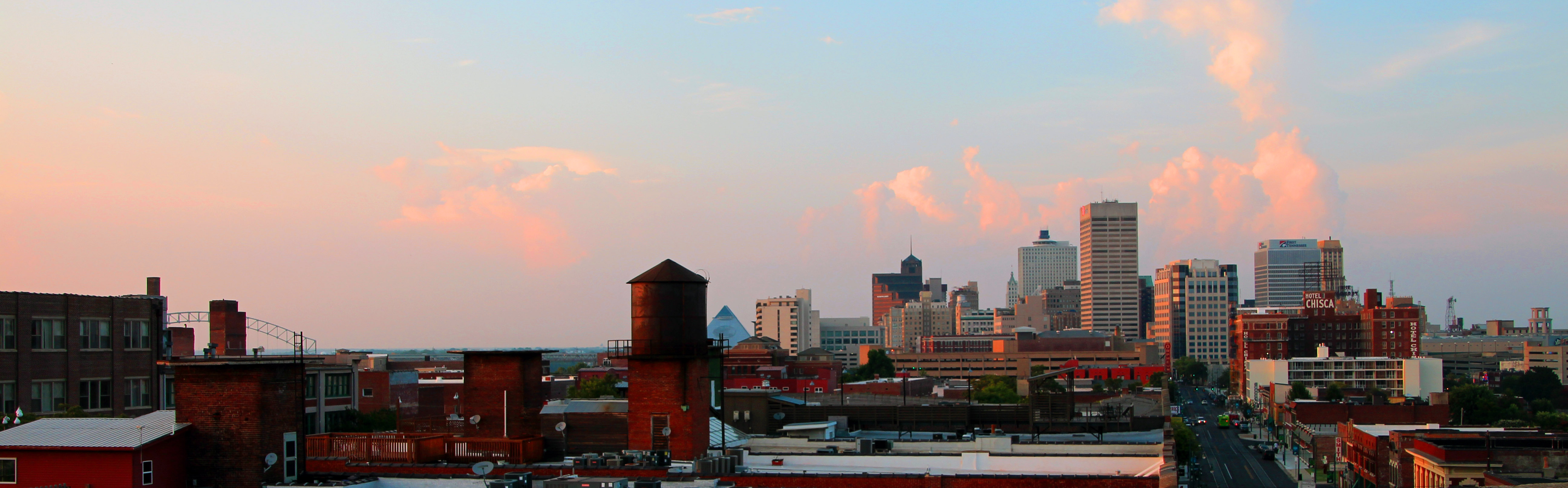 Known as the Bluff City, Memphis is Tennessee's most populated city.