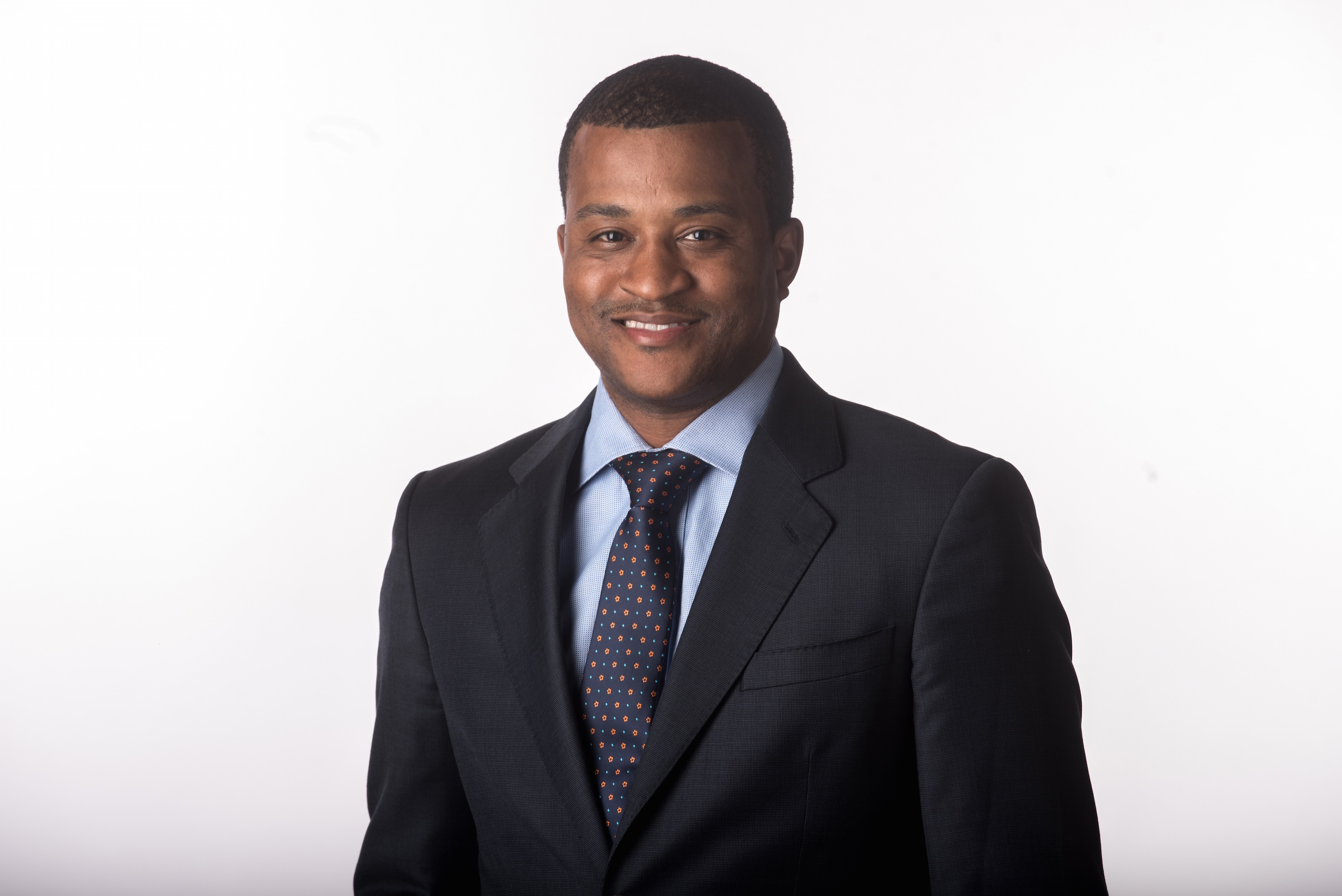 Gerald Fanion III is the new director of Education Pioneers in Tennessee.