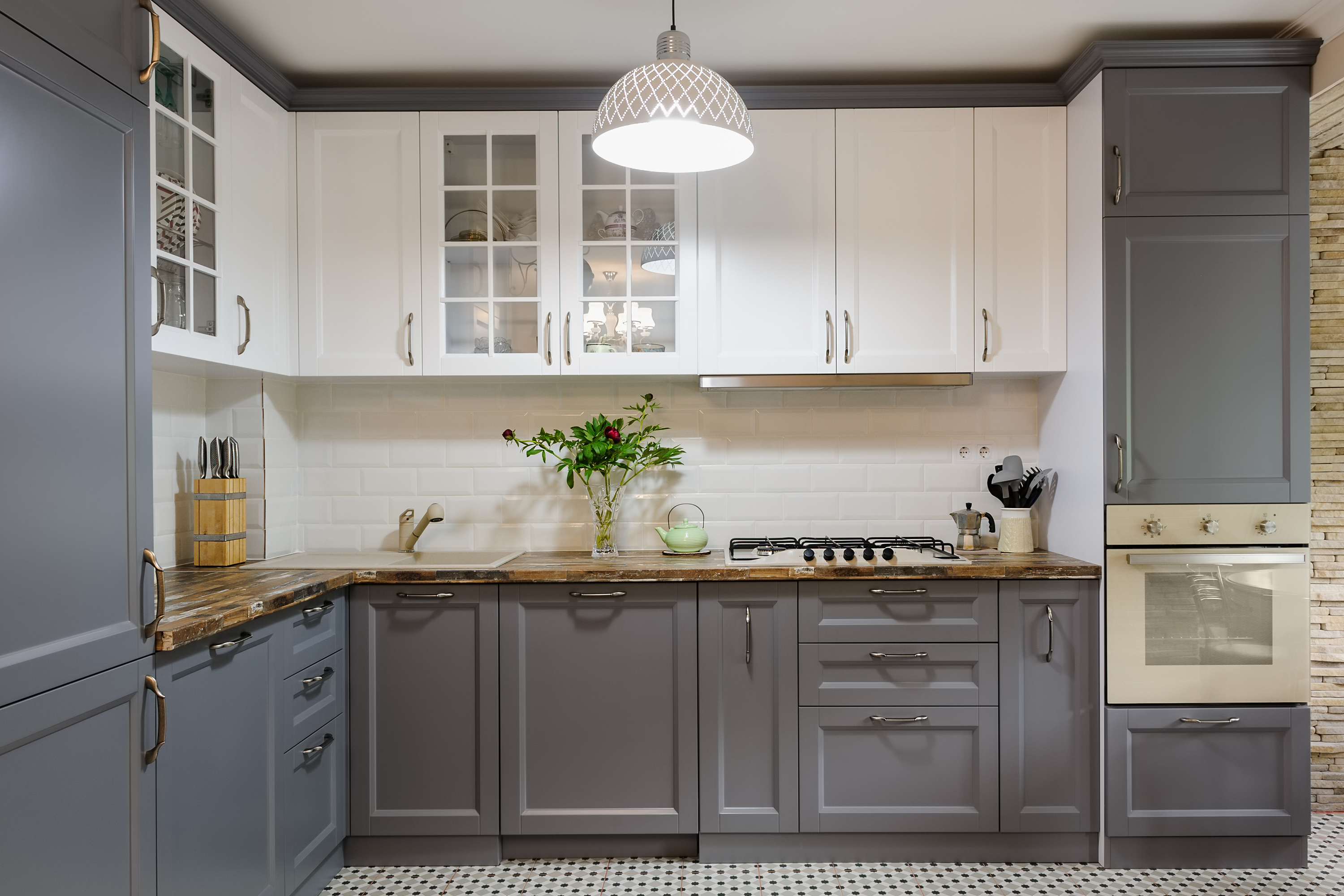 Painted Kitchen Cabinets Without Sanding