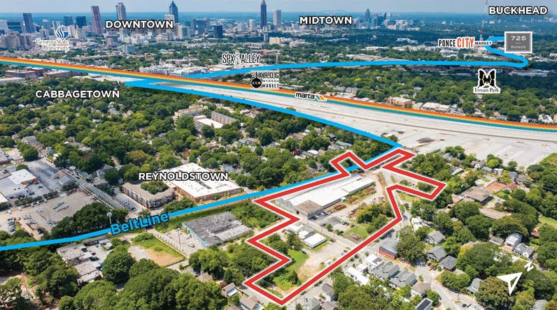 Exclusive: Now for sale, Reynoldstown steel mill on Beltline called 'trophy opportunity'