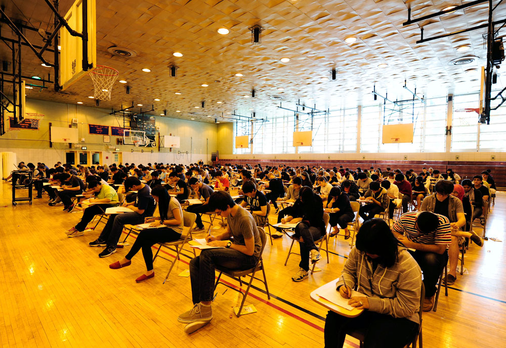 Newark students who hope to attend one of the district's six magnet schools will have to take a new exam in January.