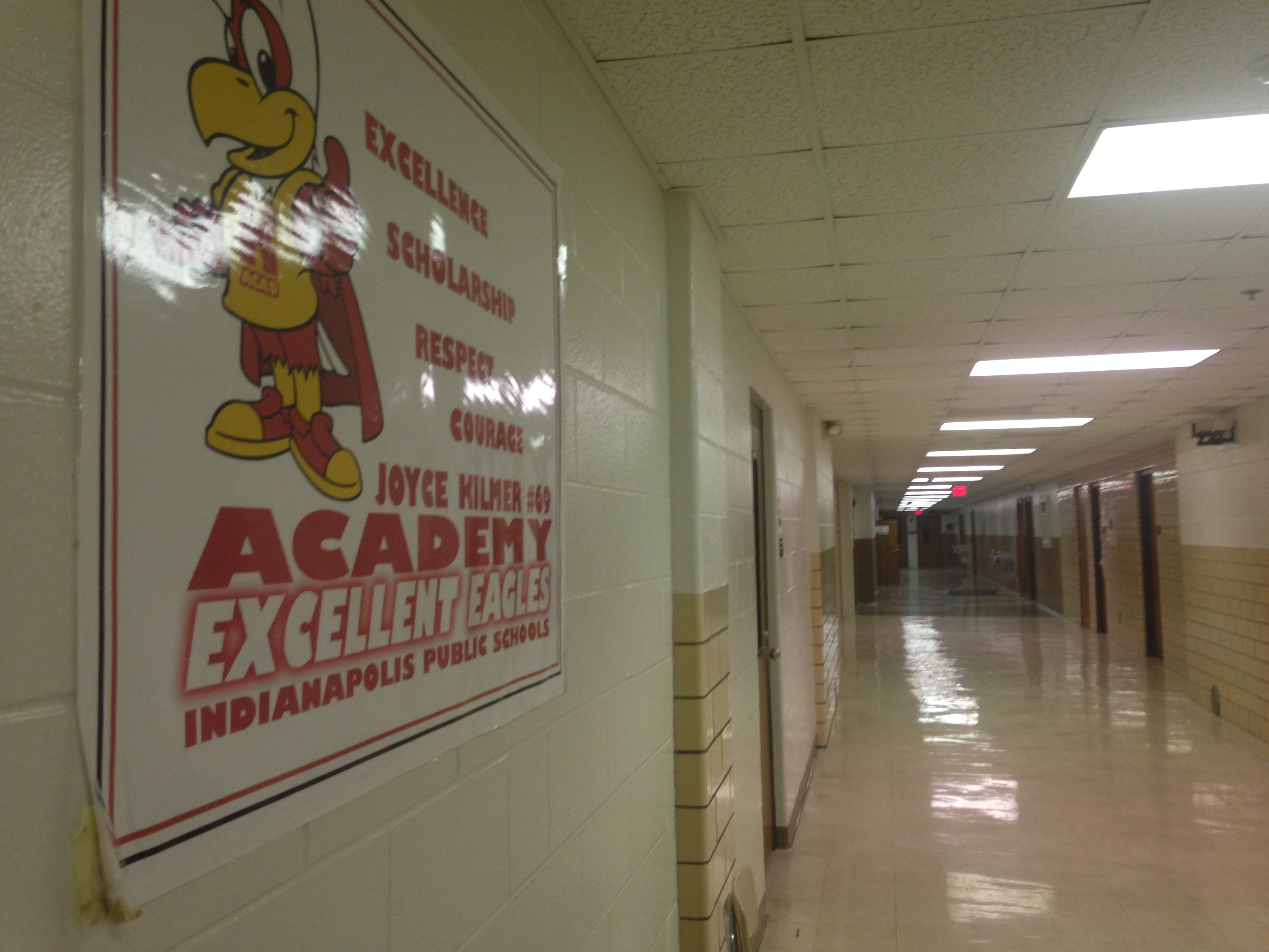 Next year, IPS School 69 will be managed by Kindezi Academy, a charter school.