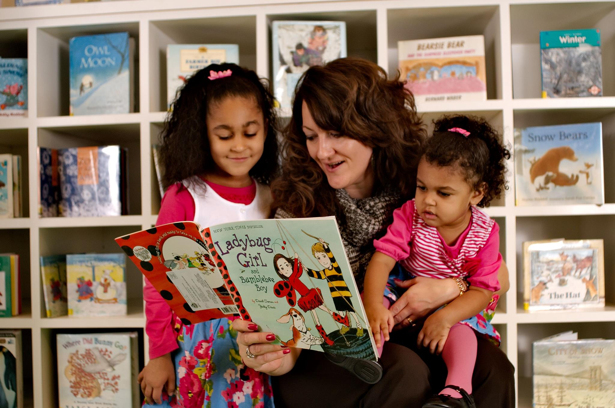 Porter-Leath's new training program places emphasis on early literacy.