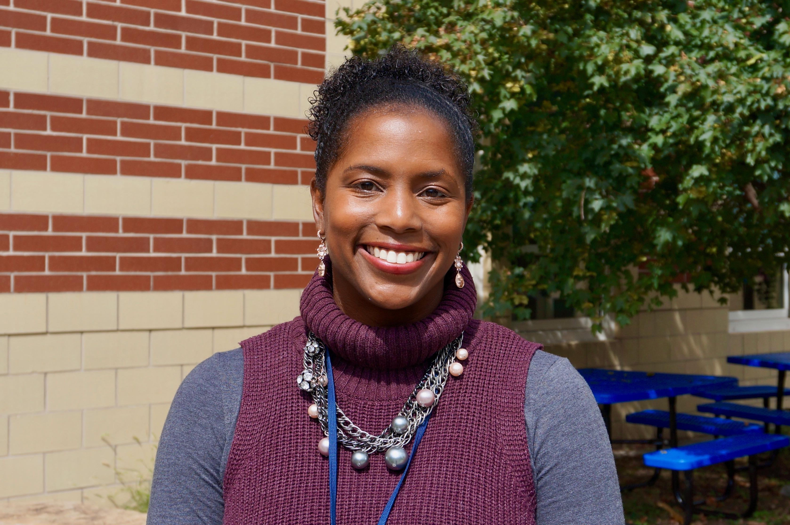 Mariama Carson is founding principal of Global Prep Academy at School 44.