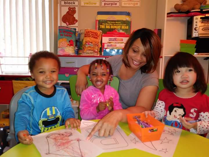 Crystal Jeter runs Creative Hearts, a preschool and childcare center in the Brightmoor neighborhood on Detroit's westside