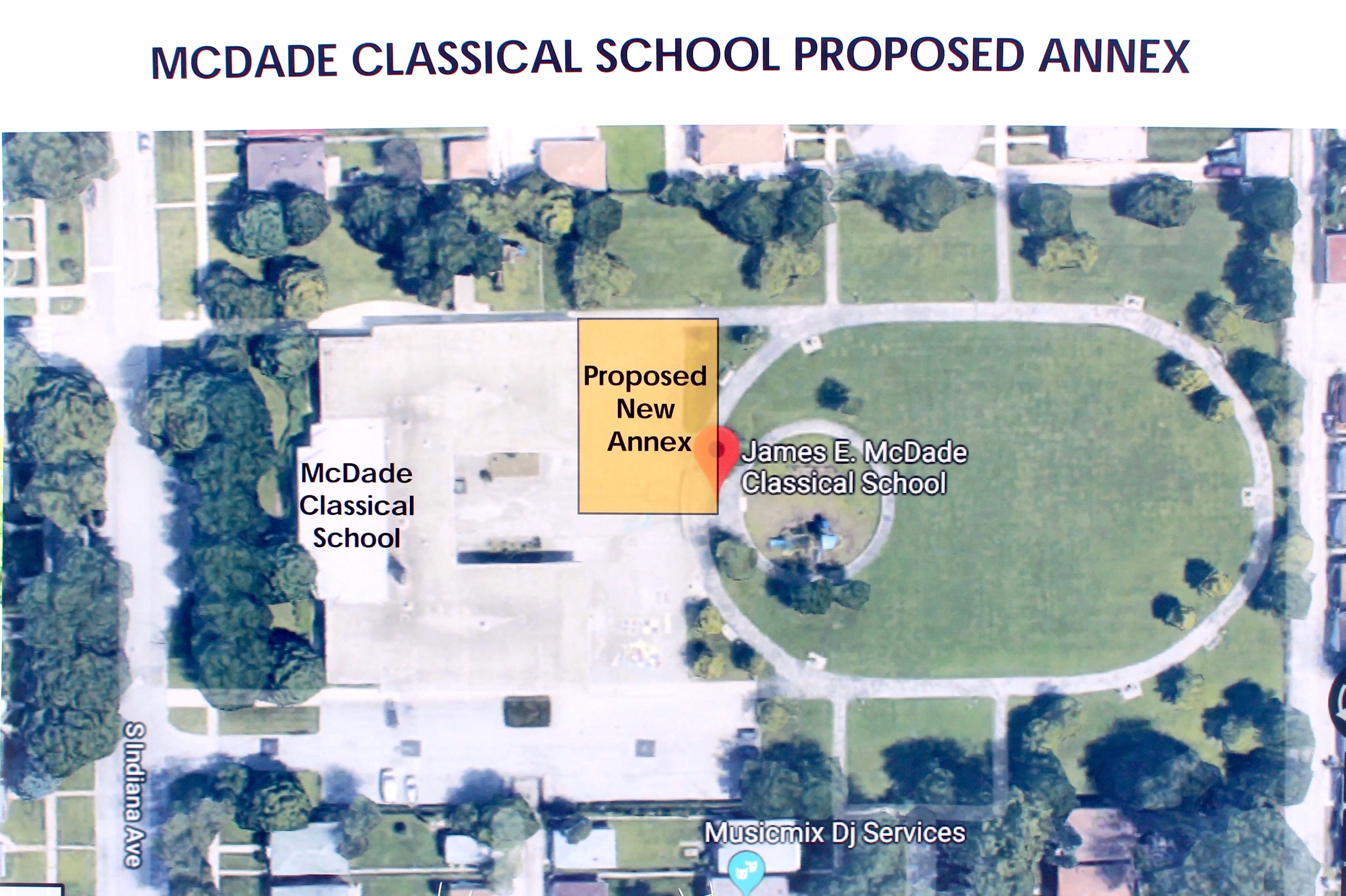 The district is expanding three classical schools, including McDade in Chatham