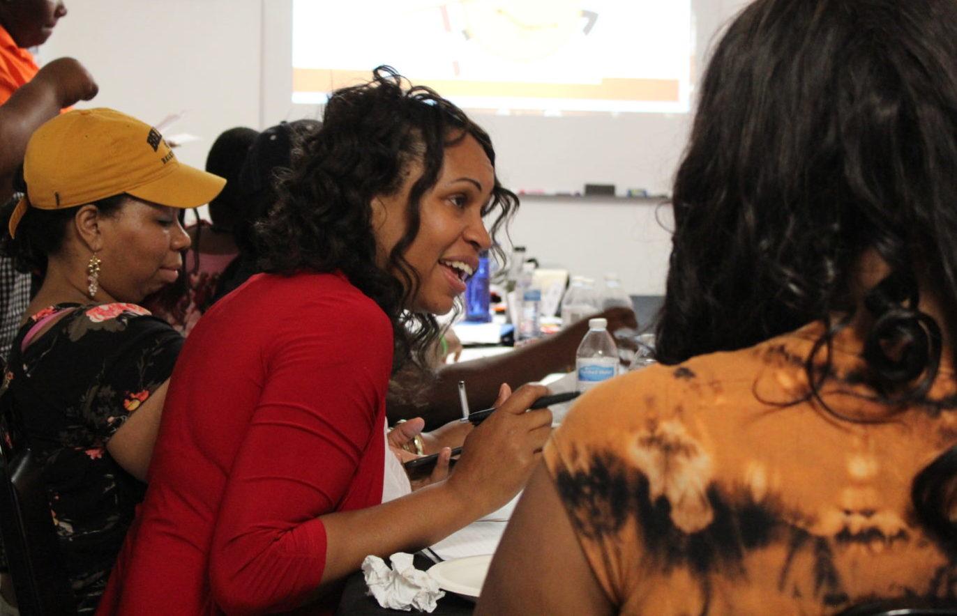 Memphis Lift, a parent advocacy organization, is training its ninth cohort of public advocate fellows.