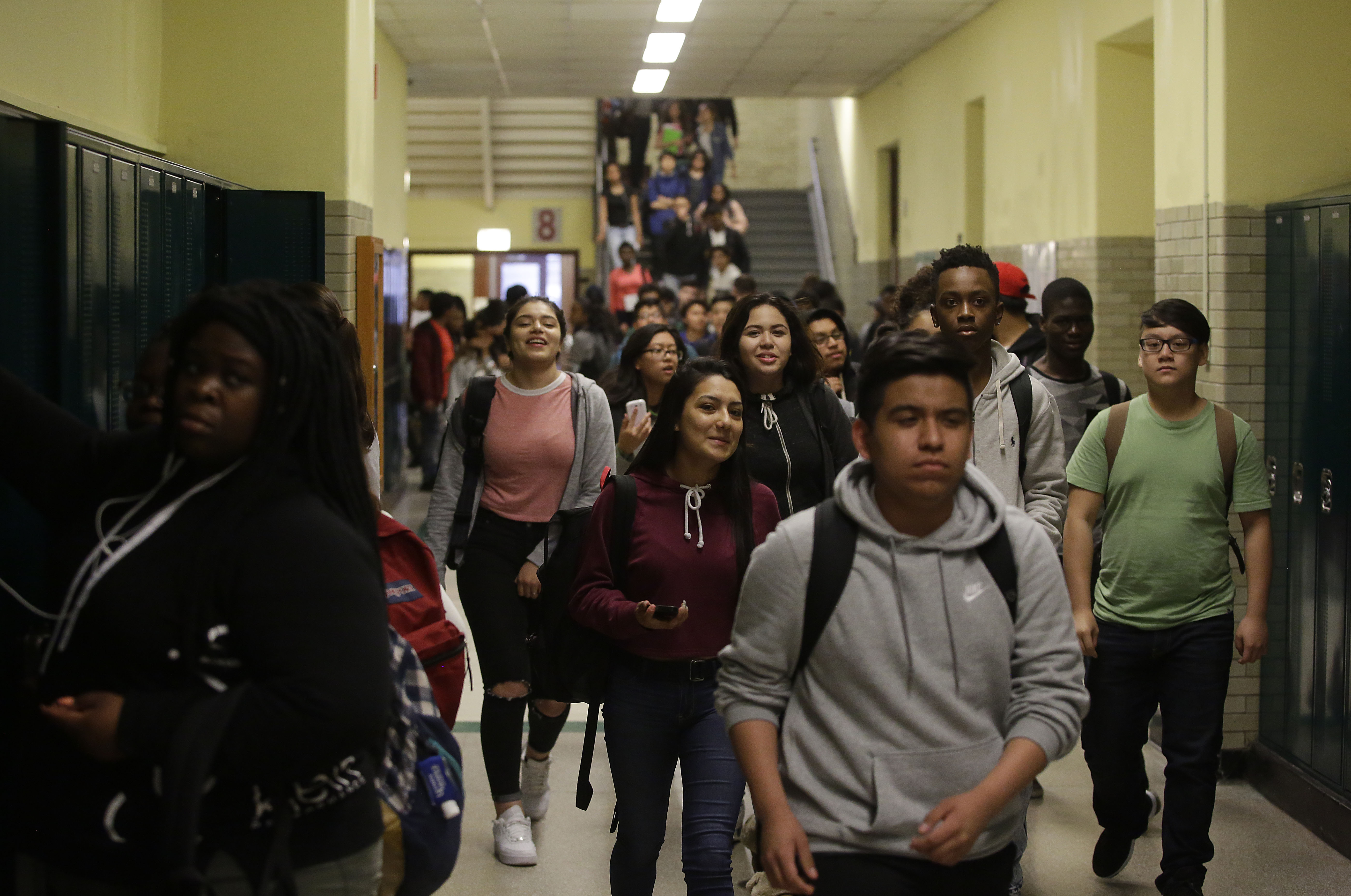 Chicago's new high school application system has provided a centralized inventory of school-by-school application data