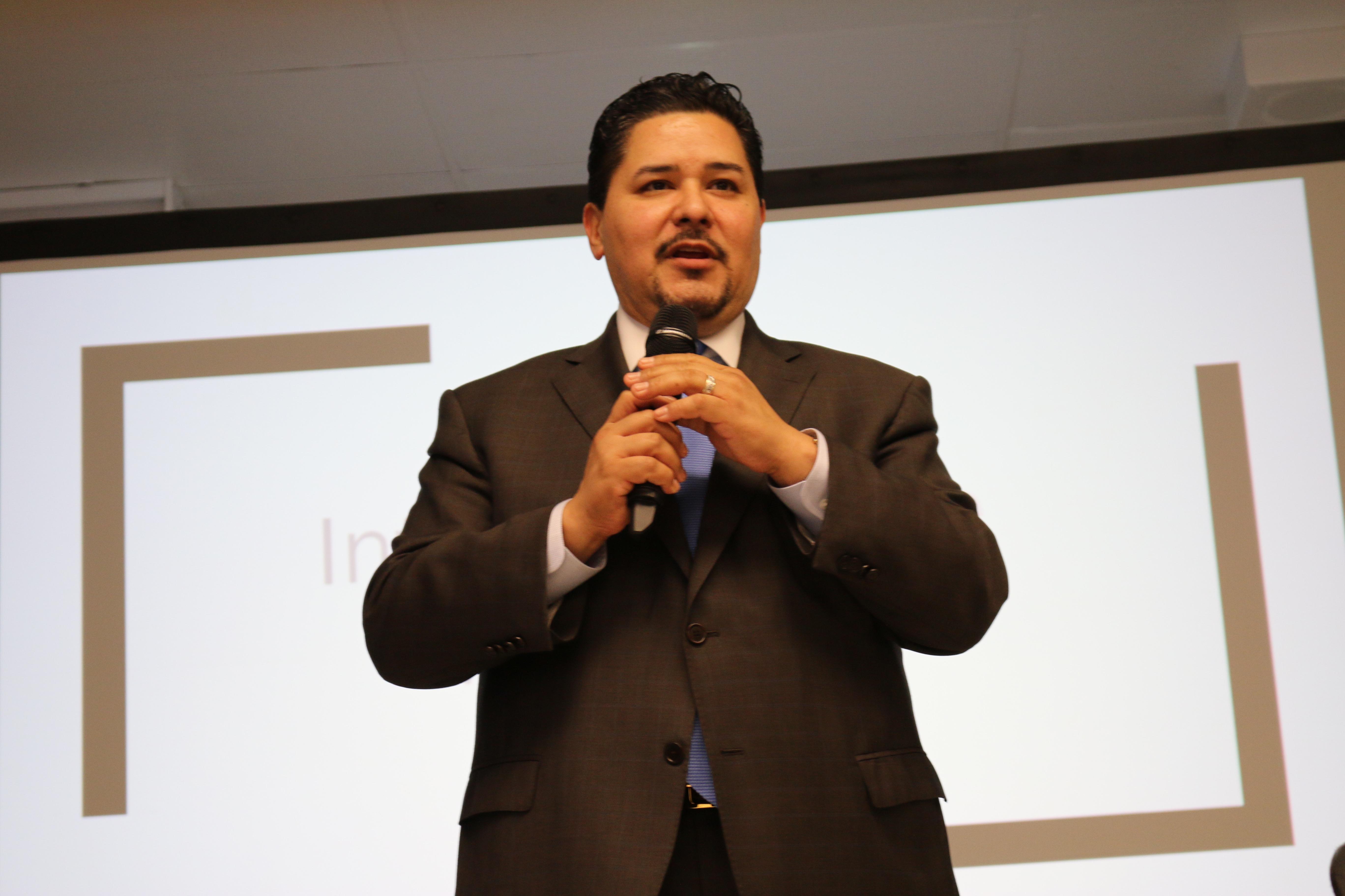 Chancellor Richard Carranza
