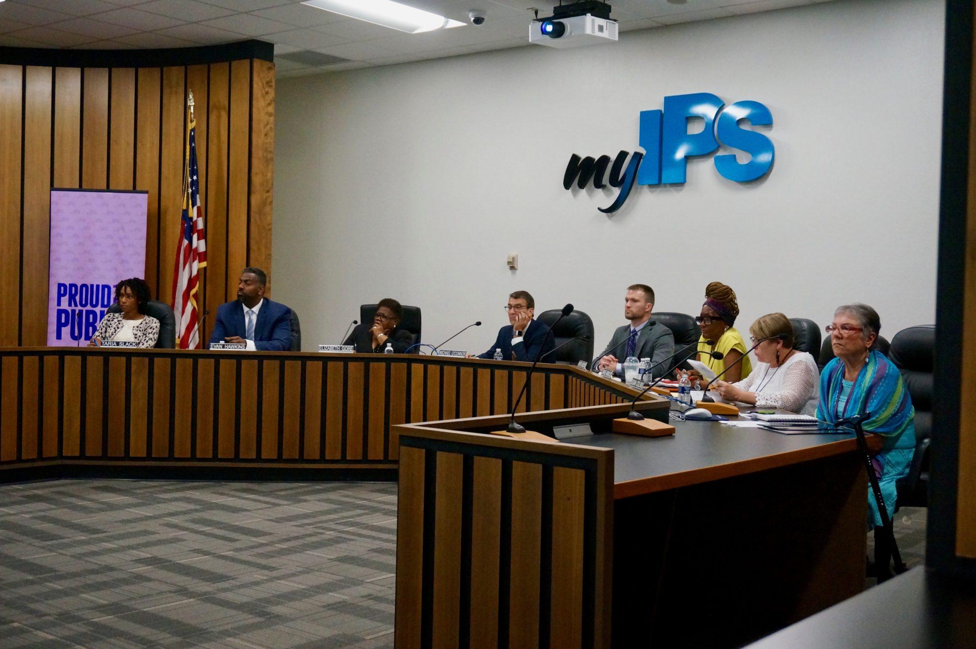 Indianapolis Public Schools board