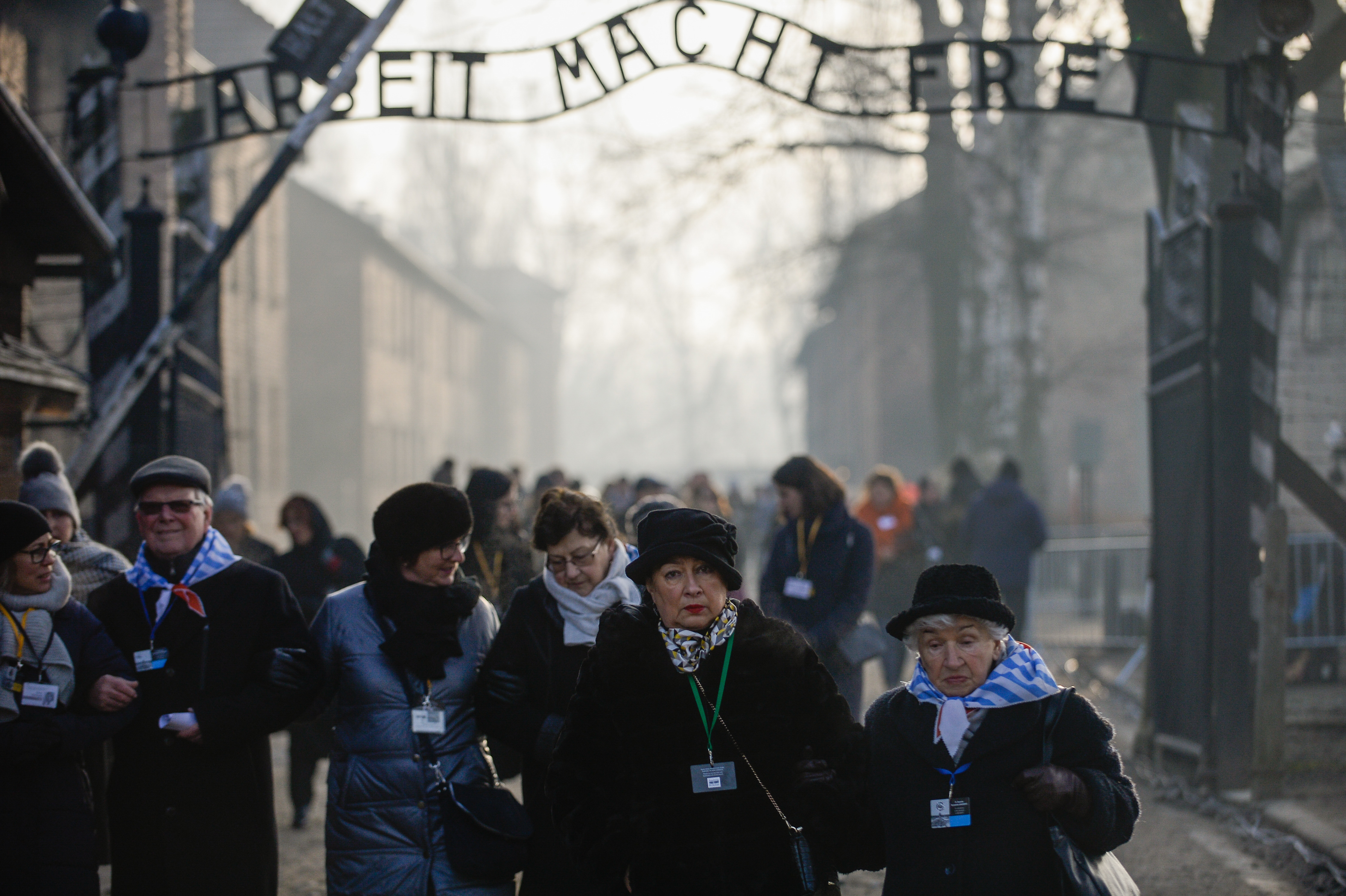 Auschwitz Memorial Commemorates 75th Anniversary Since Liberation
