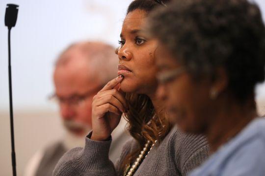 Miska Clay Bibbs, board member for Shelby County Schools