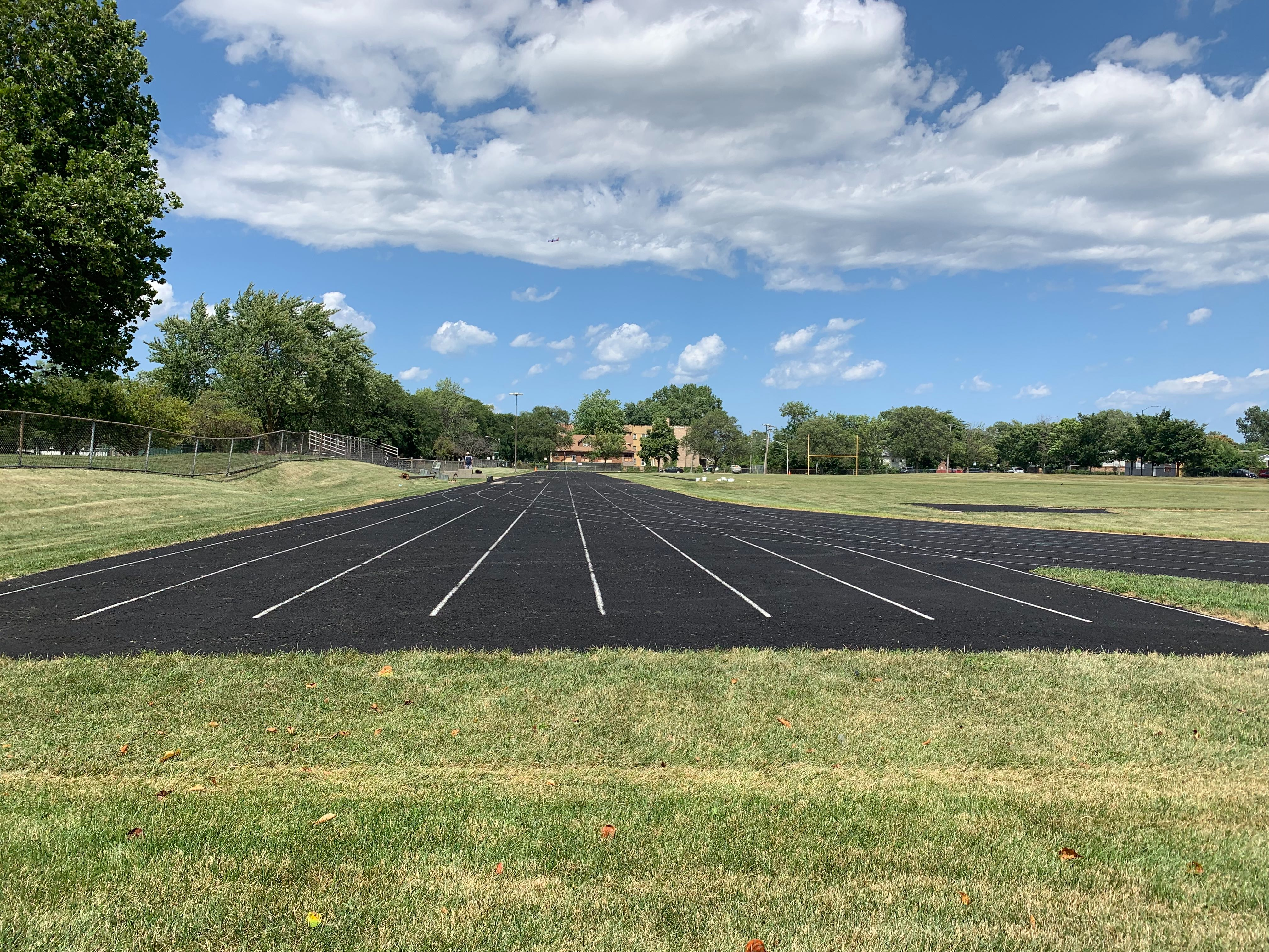Morgan Park High School in Chicago will get new athletic fields through a new capital plan that goes before the school board on Aug. 28, 2019.